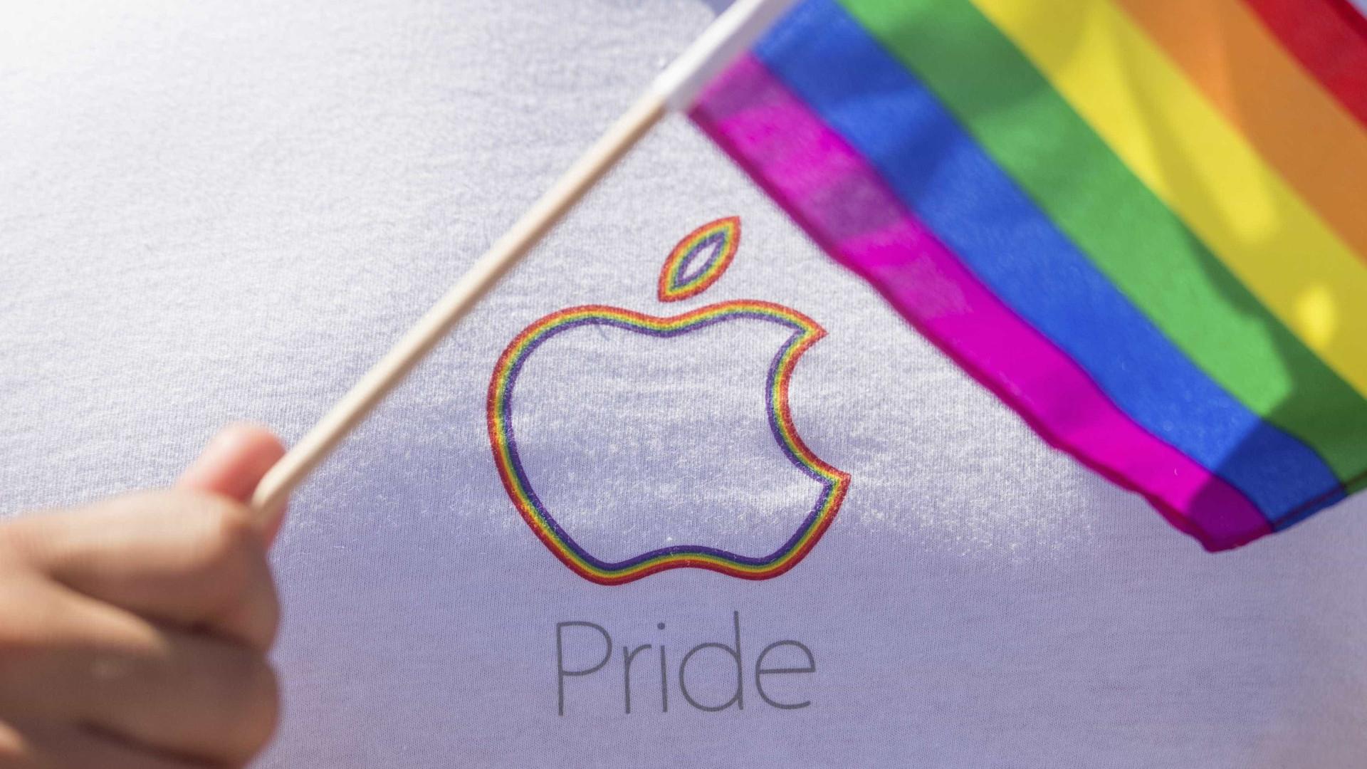 Apple volta a marcar presença em Parada do Orgulho LGBTQ