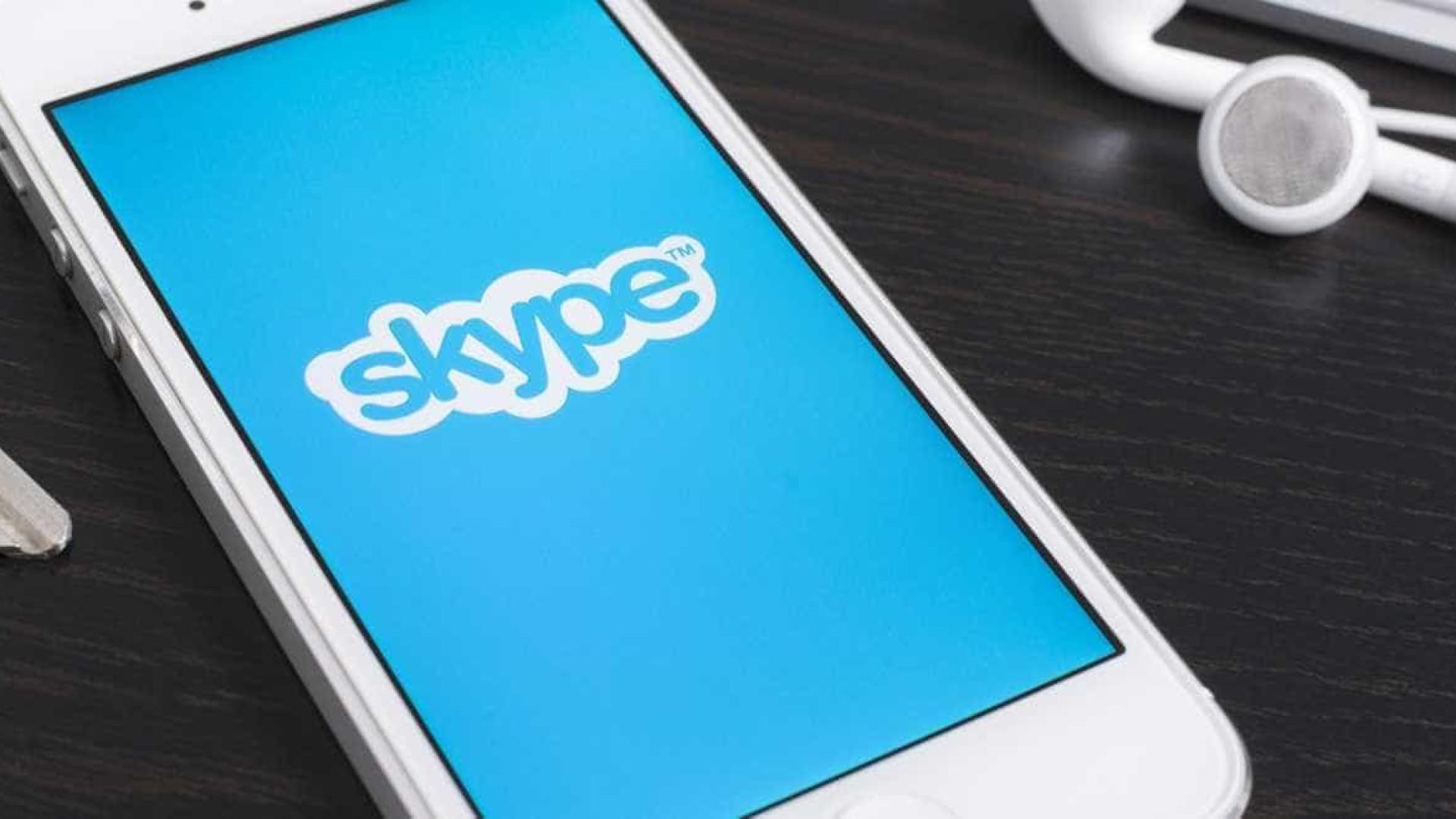 Será mais seguro falar pelo Skype