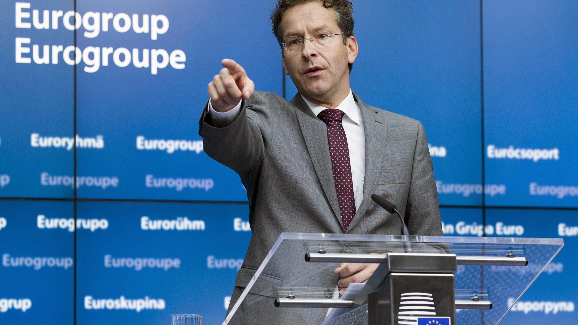 Brexit: Dijsselbloem recusa Londres como centro financeiro da zona euro