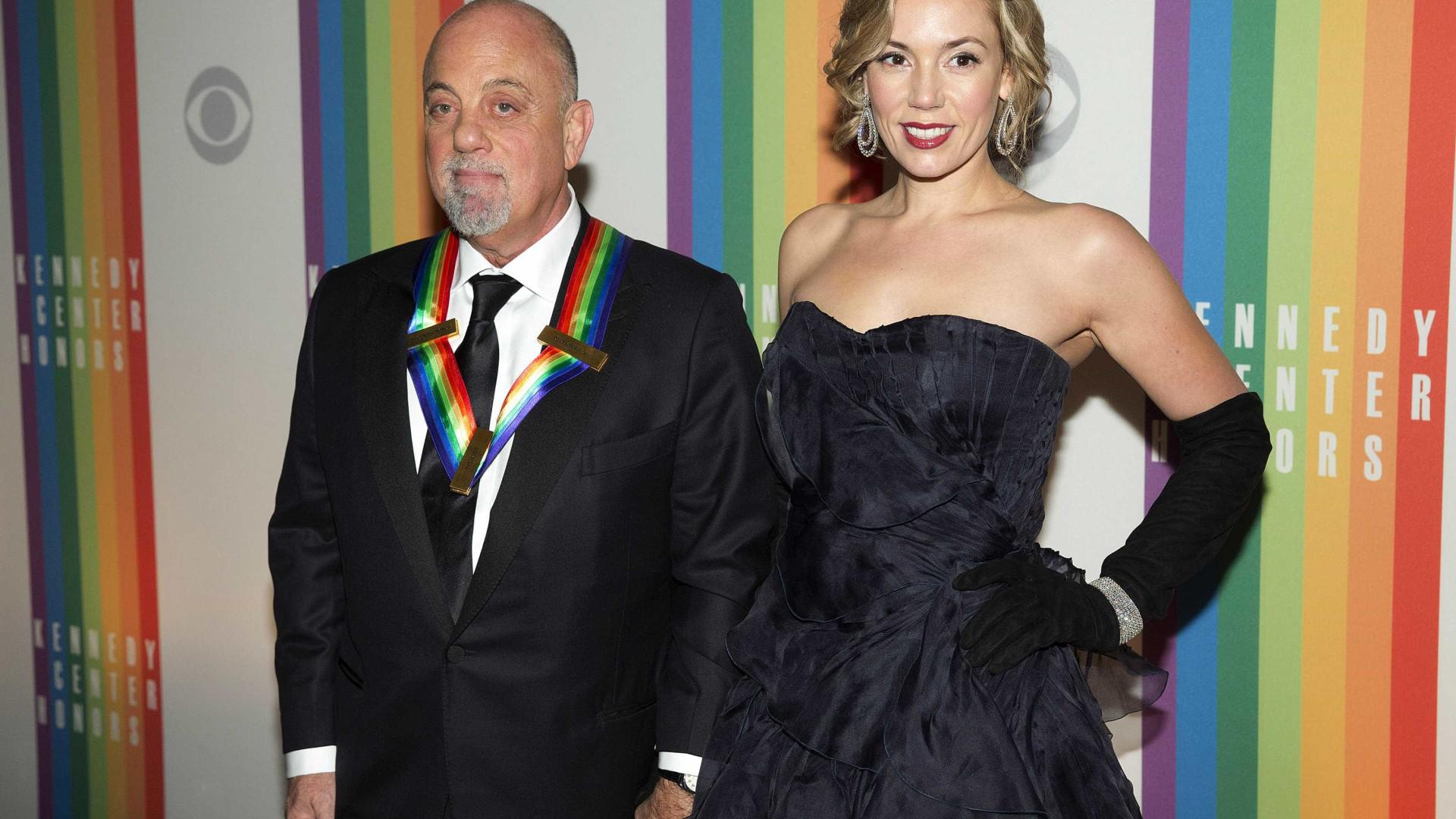 Aos 68 anos, Billy Joel prepara-se para ser novamente pai