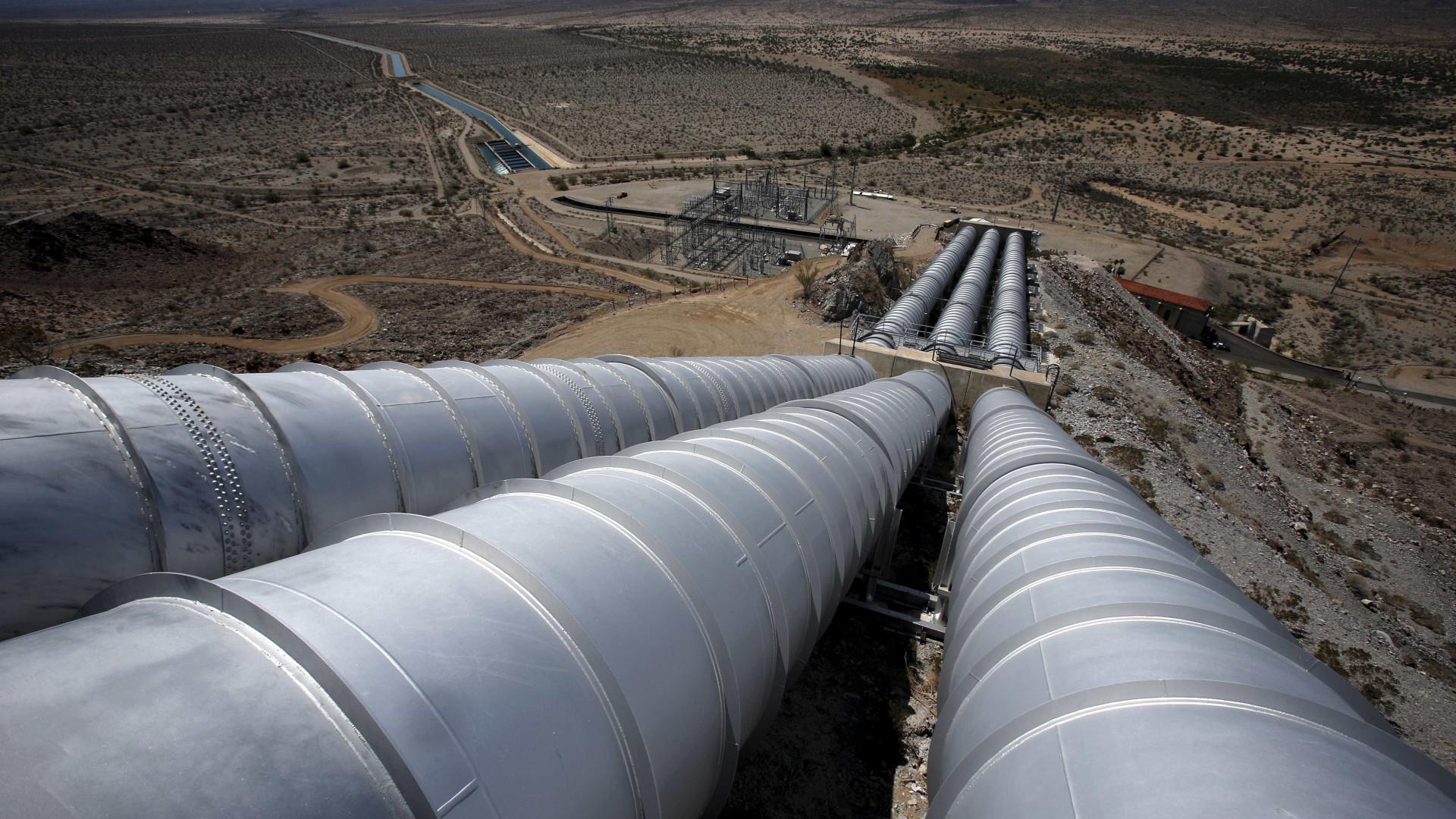 Concorrência insiste na ligação por oleoduto da refinaria da Galp a Sines