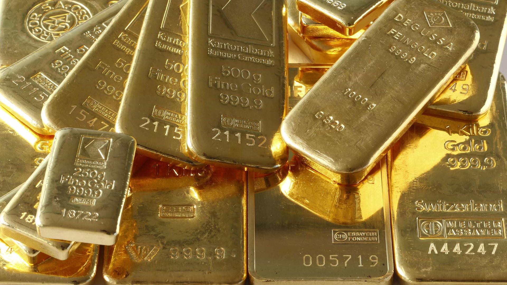 Ouro continua a ganhar com a instabilidade e o espectro do terrorismo