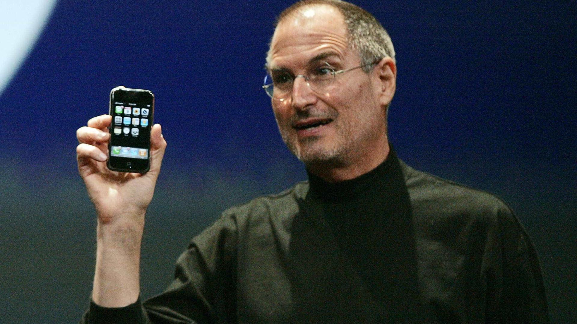 Apresentação da Apple começou com tributo a Steve Jobs