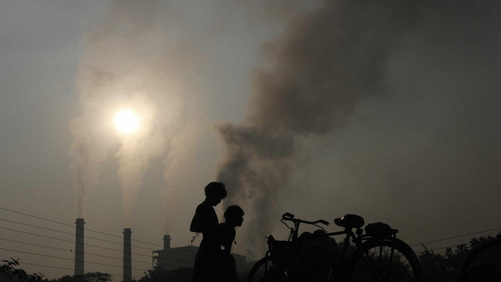"""Planeta em risco de atingir efeito de estufa """"irreversível"""", diz estudo"""