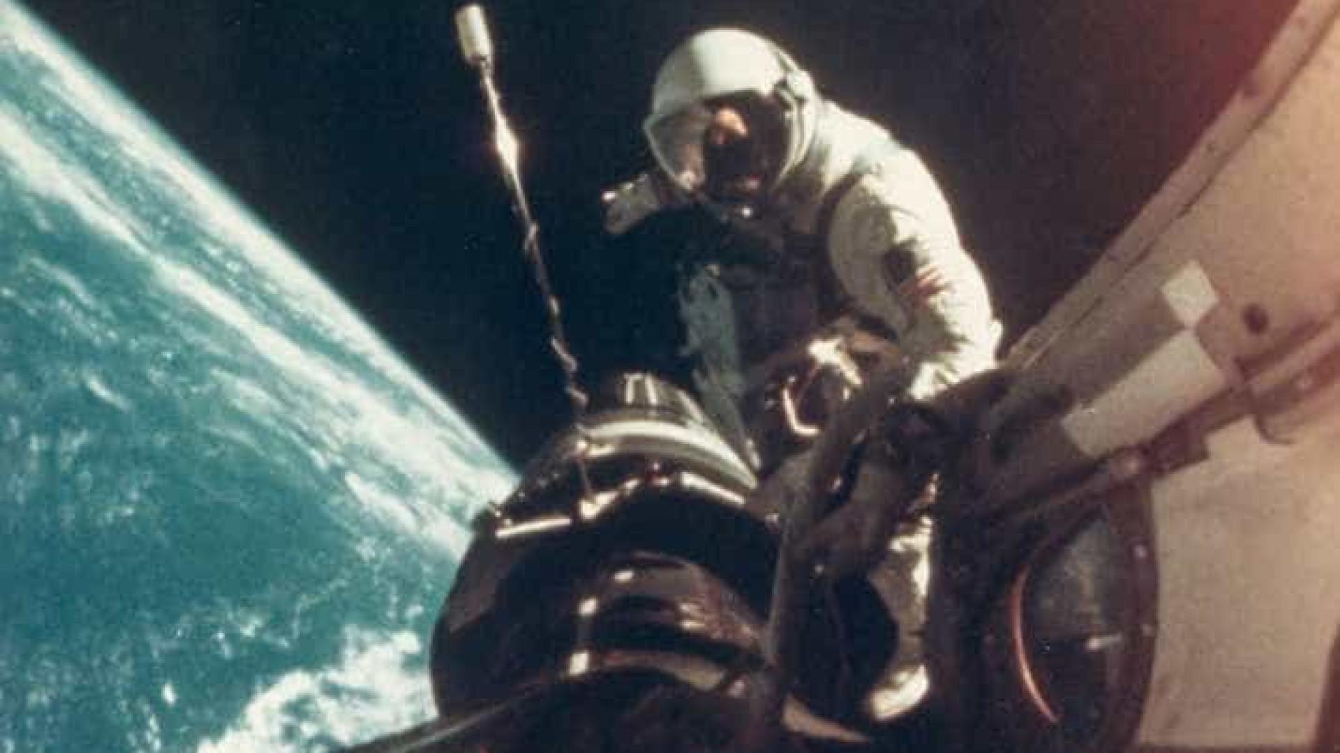 NASA divulga mais de três centenas de gravações secretas