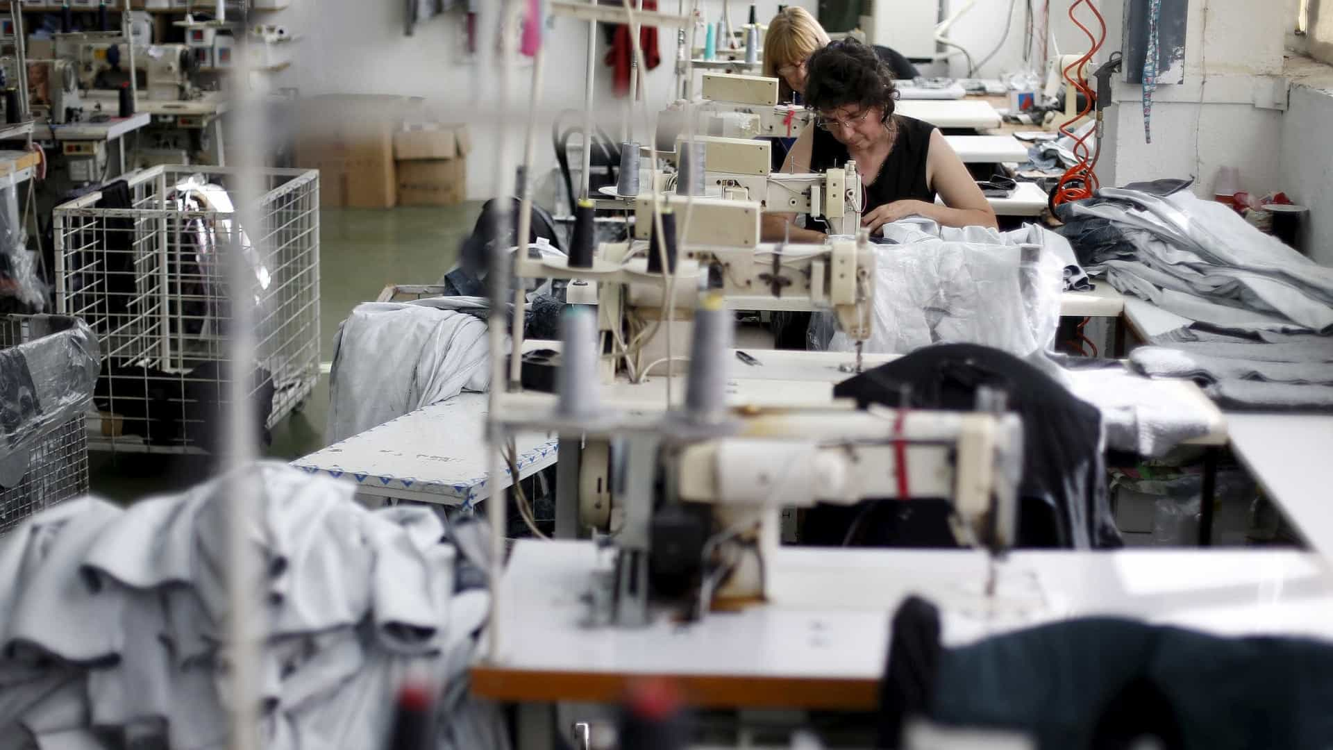 Indústria portuguesa desacelera em setembro