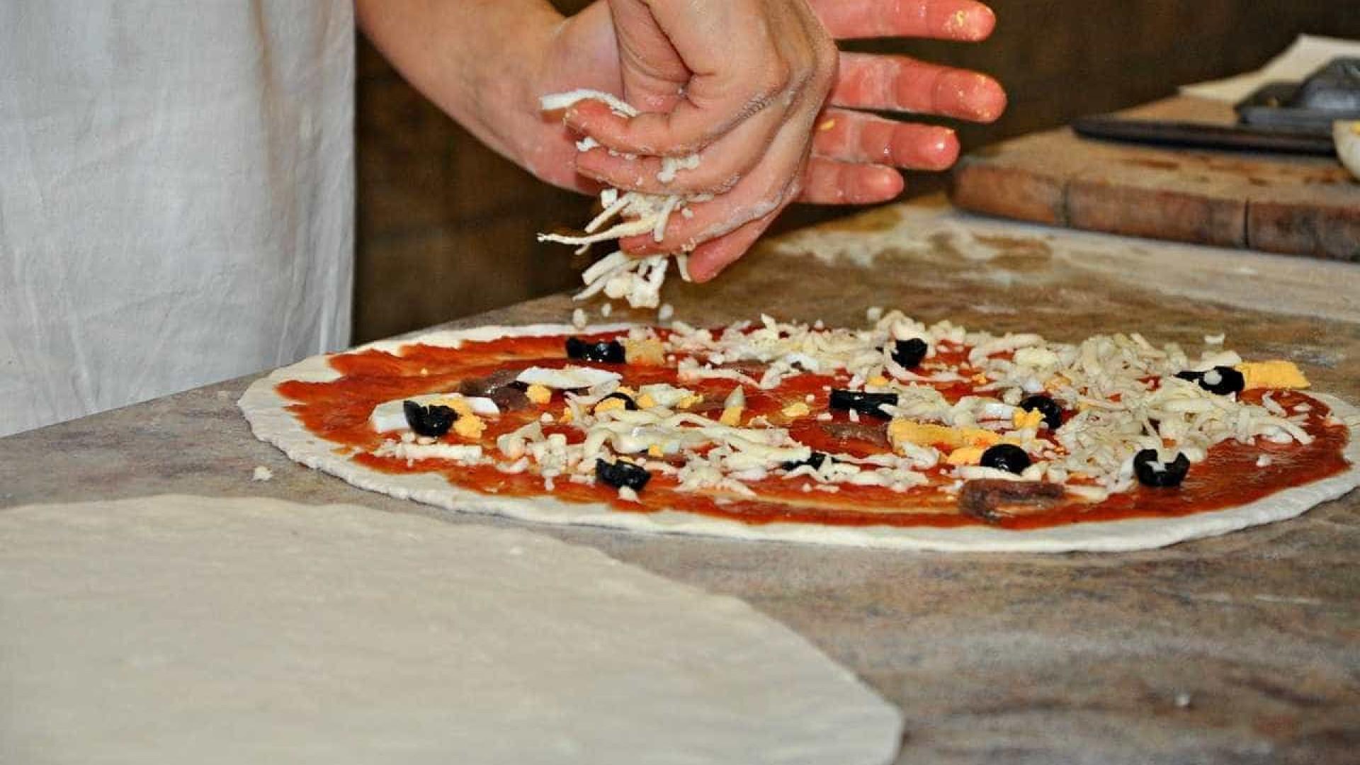 Pizza: Coisas que provavelmente não sabia acerca deste famoso prato