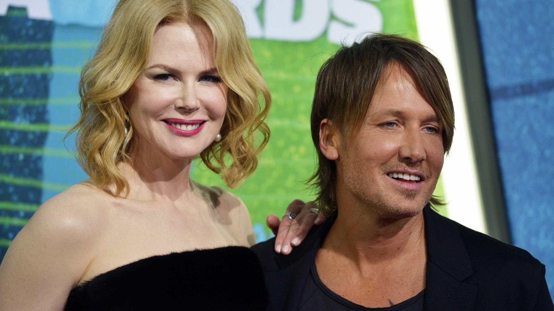 Nicole Kidman encontrou a forma perfeita para apimentar a sua vida sexual