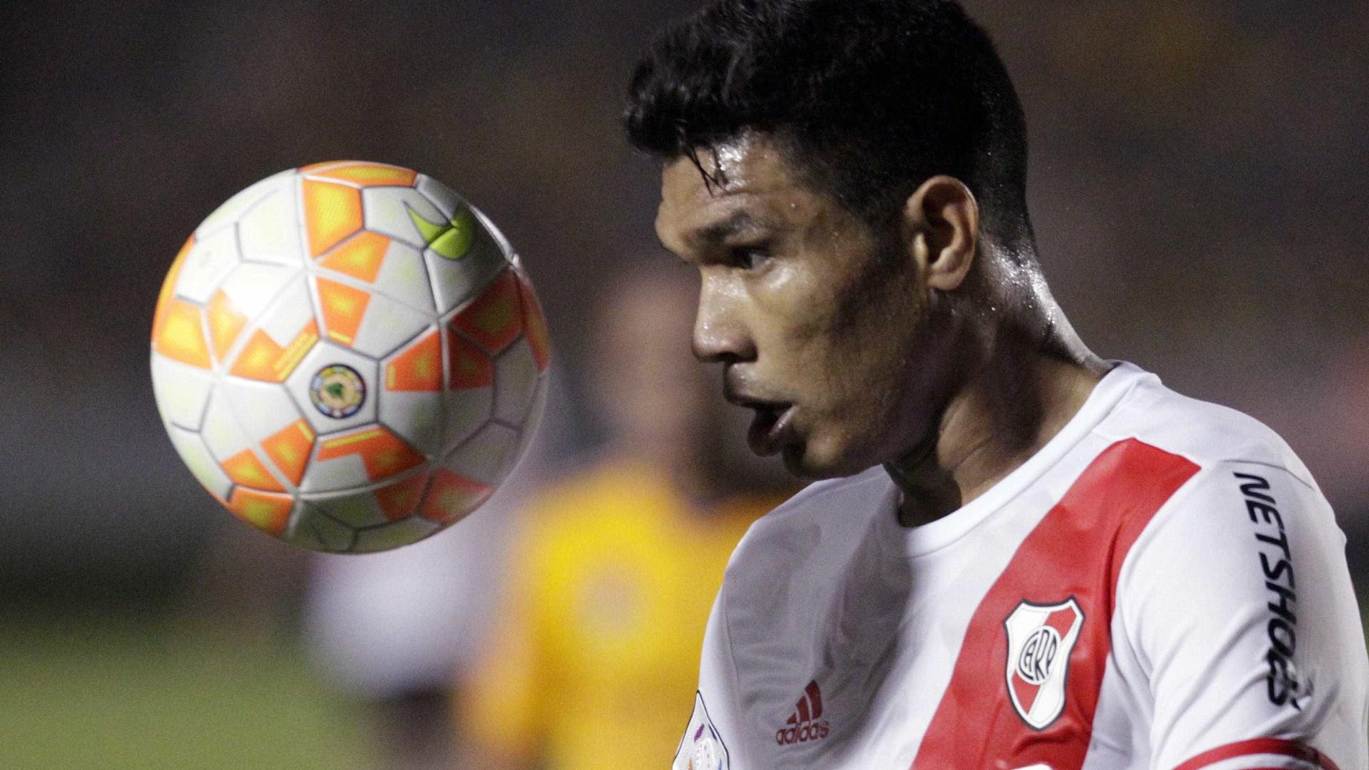 """Teo Gutiérrez aquece final da Libertadores: """"Já sabem quem vai ganhar"""""""