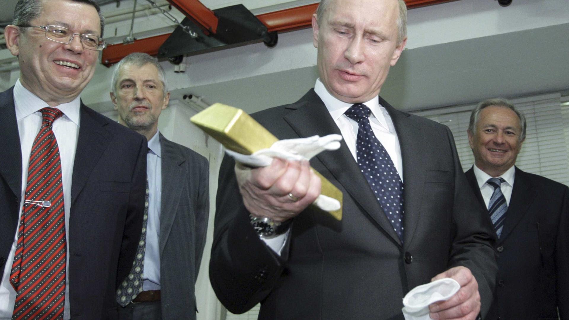 Rússia aproveita recuperação para voltar a comprar dívida dos EUA