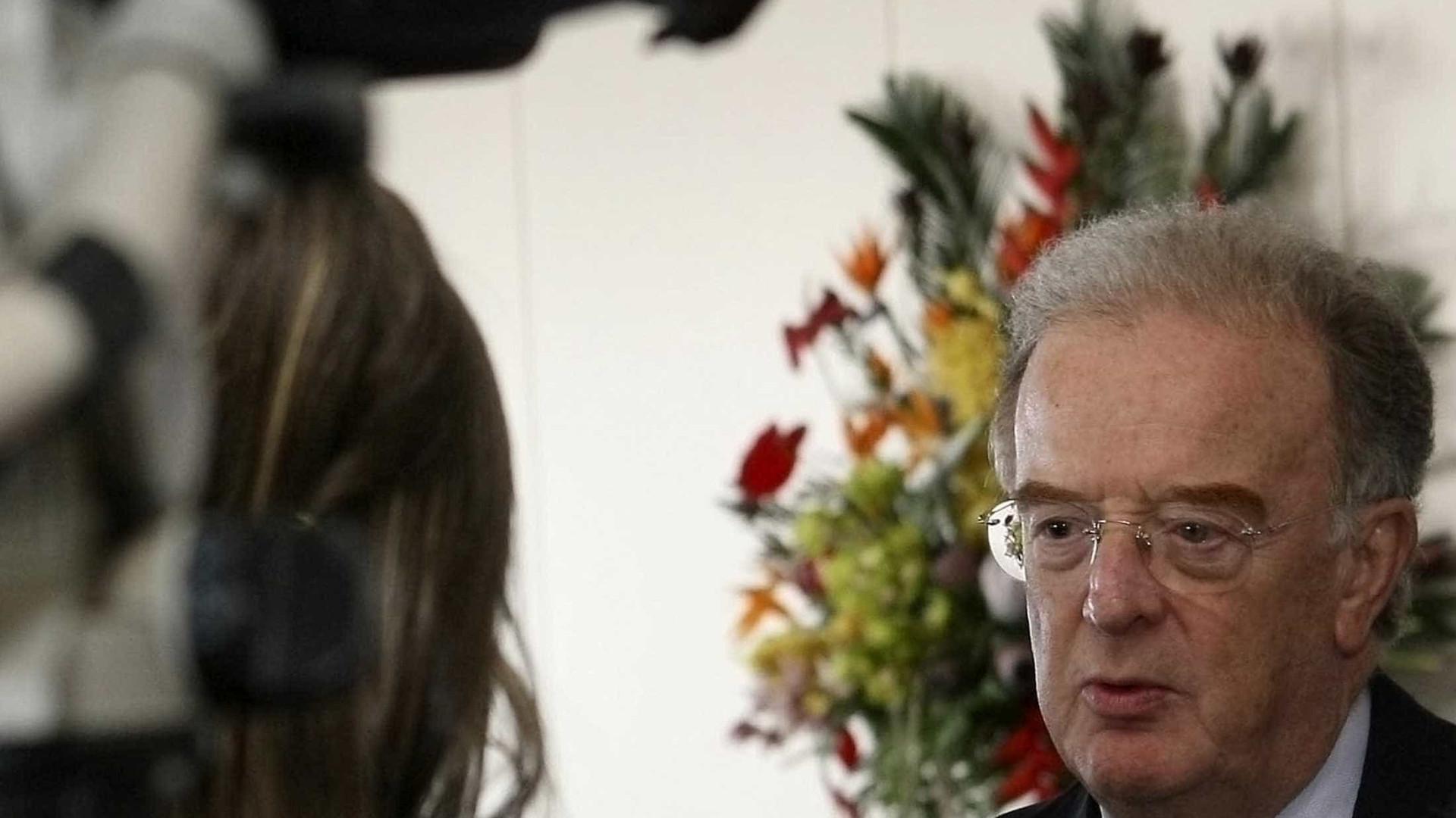"""Sampaio nega acordo para dissolver AR em 2004 e diz-se pessoa """"de boa fé"""""""