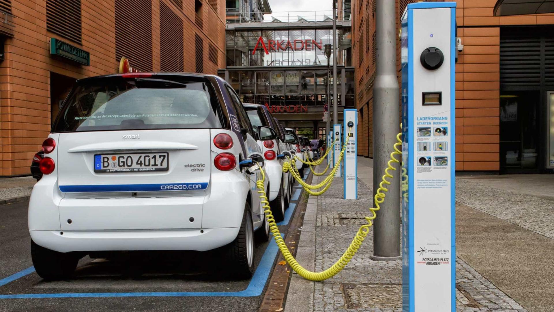 EDP quer que carregamento dos veículos elétricos seja pago
