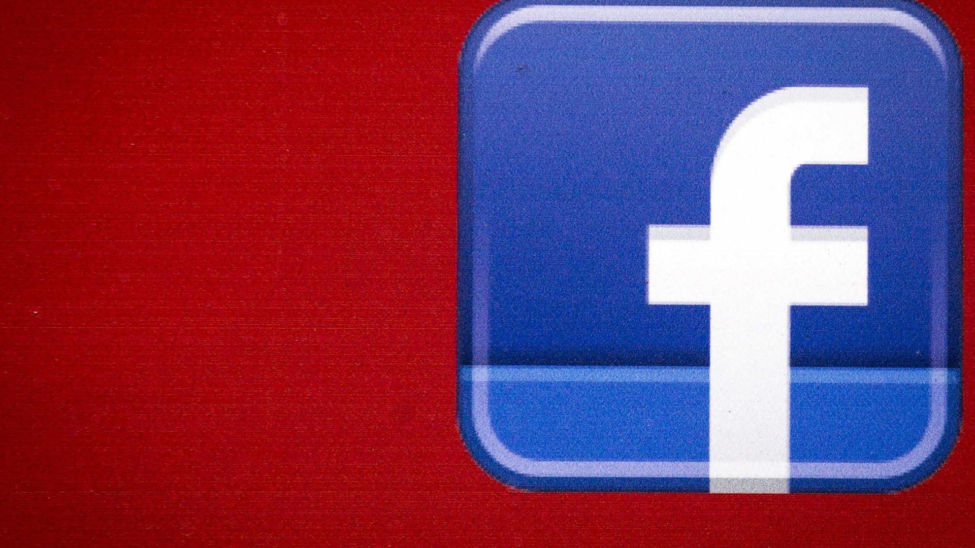 Facebook com problemas um pouco por toda a Europa
