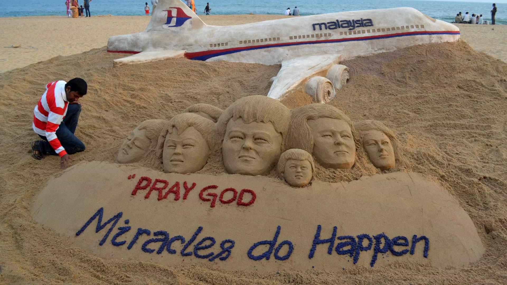 """Desaparecimento do voo MH370 """"é quase inconcebível"""""""