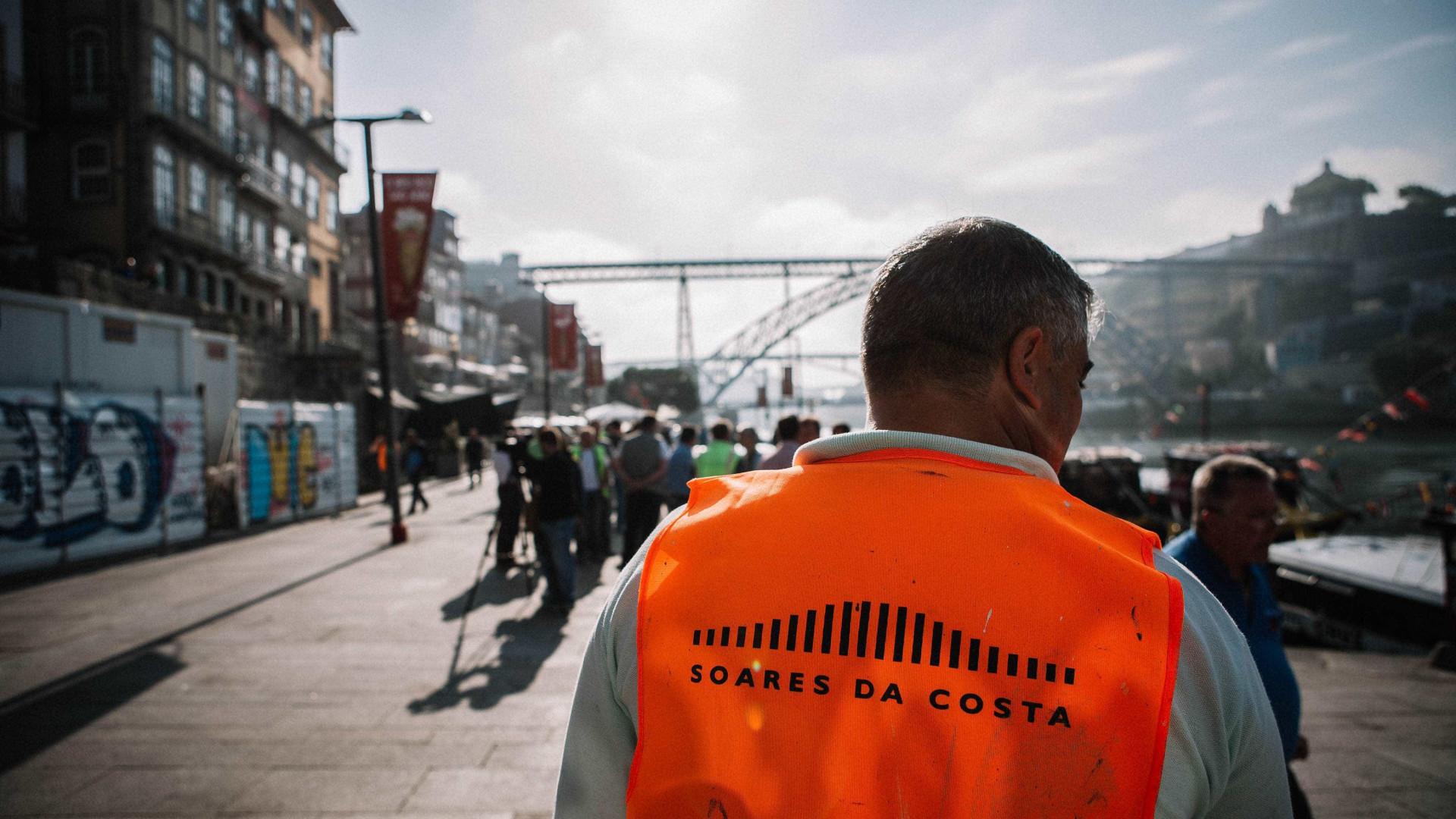 Trabalhadores admitem pedir insolvência da Soares da Costa
