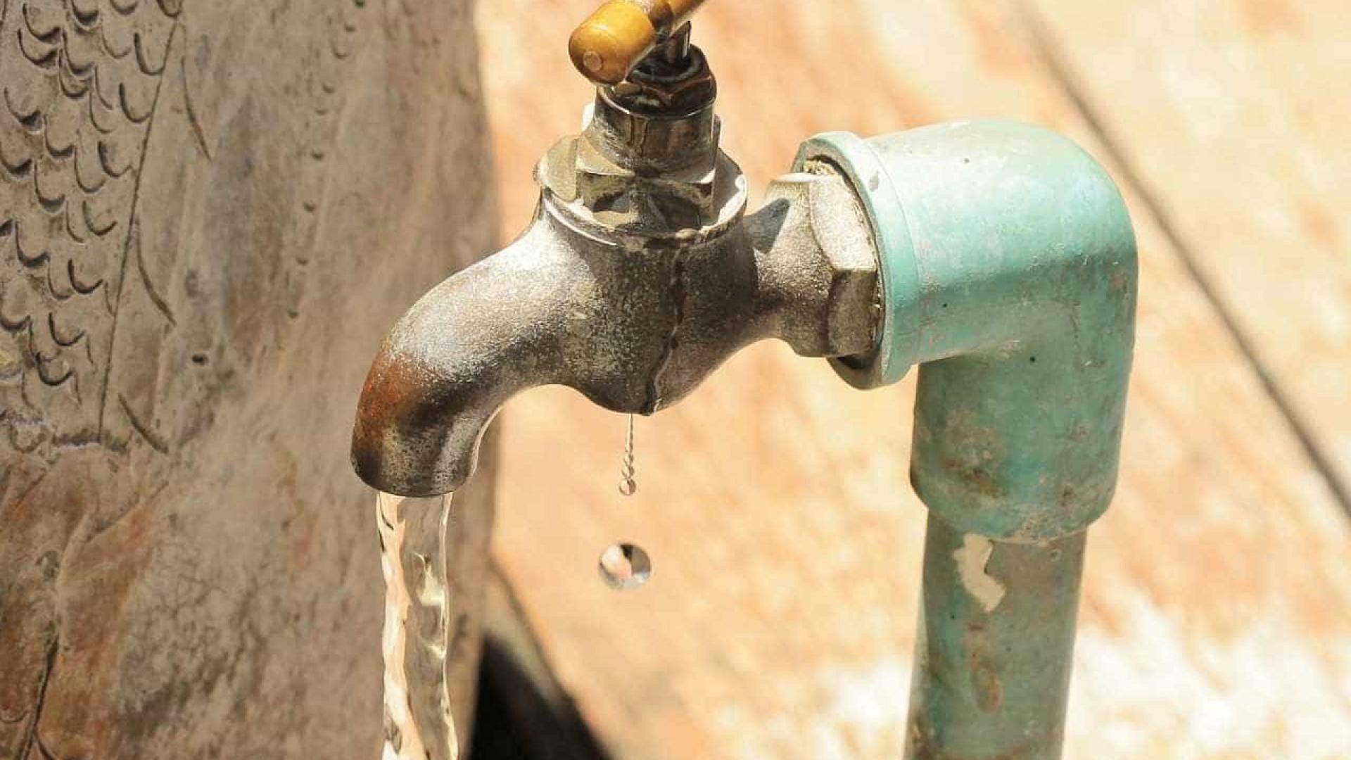 Cada consumidor gasta em média 187 litros de água por dia