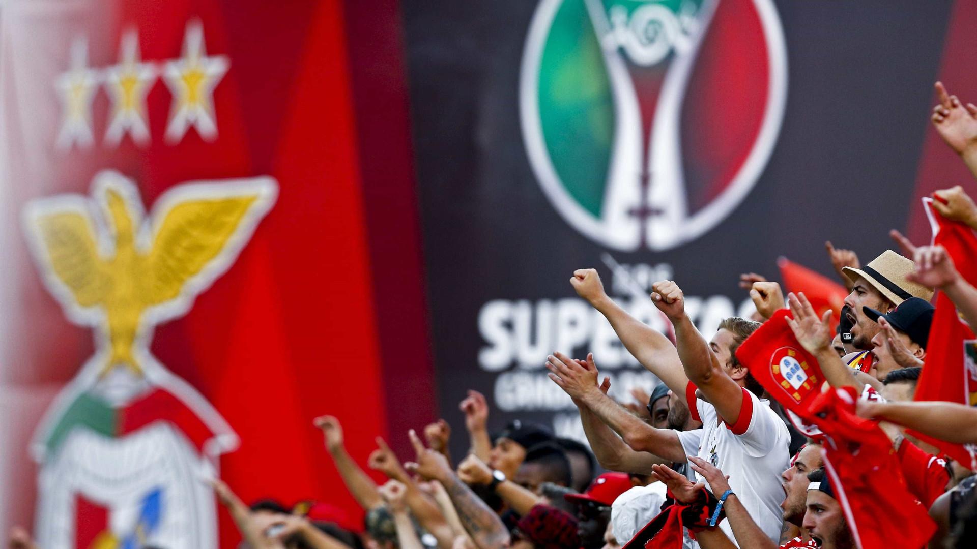 Jogo entre Benfica e Sp. Braga alvo de processo disciplinar