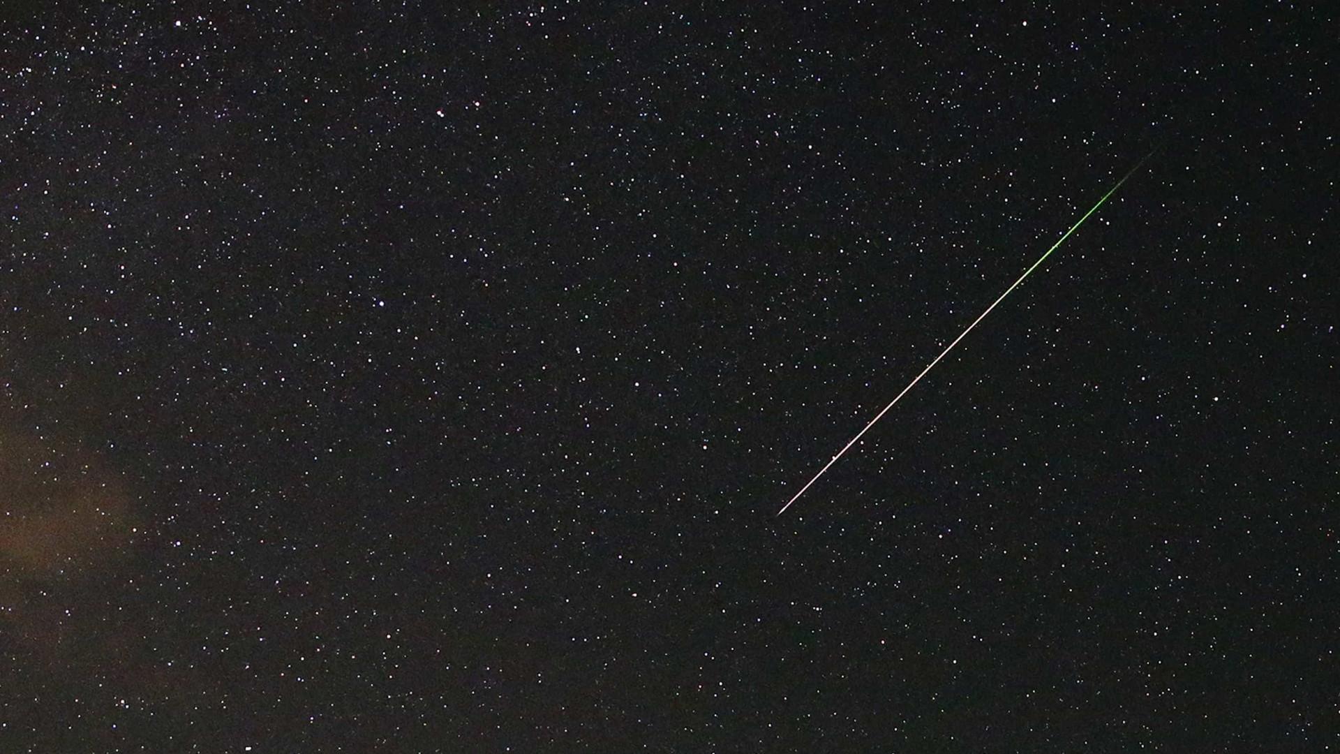 Chuva de estrelas vai abrilhantar os céus este fim de semana