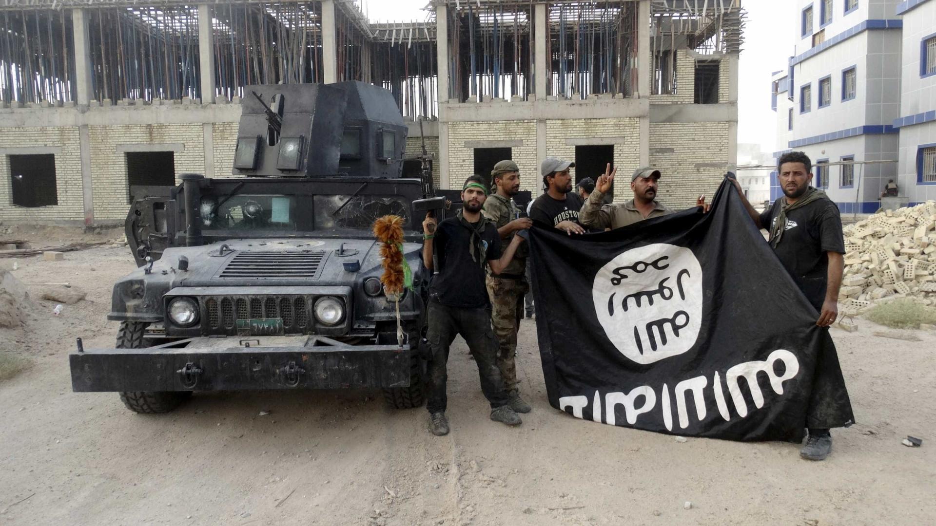 Documentos apreendidos do ISIS revelam planos para atacar a Europa