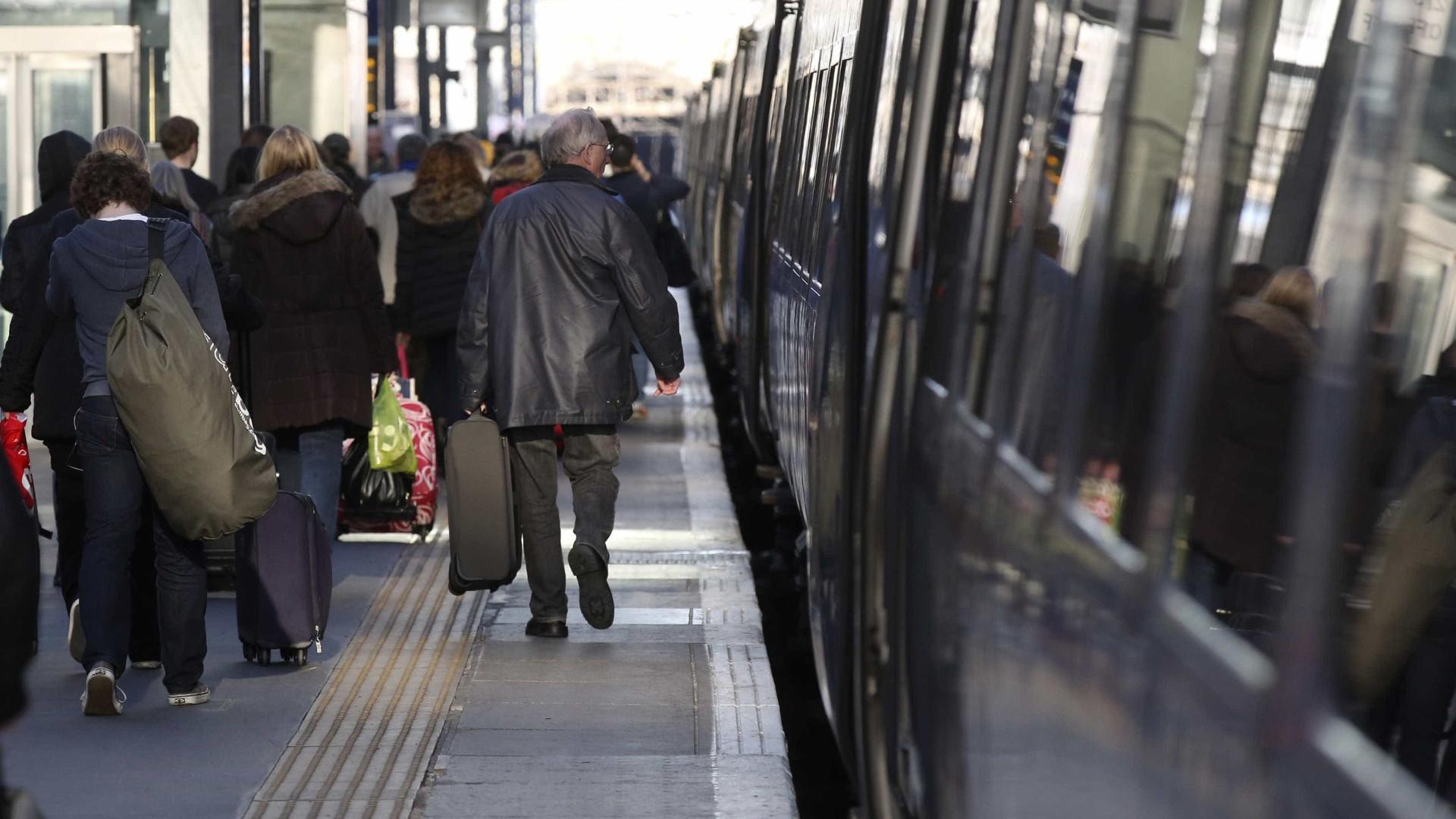 Droga causa morte de sem abrigo português encontrado no metro de Londres