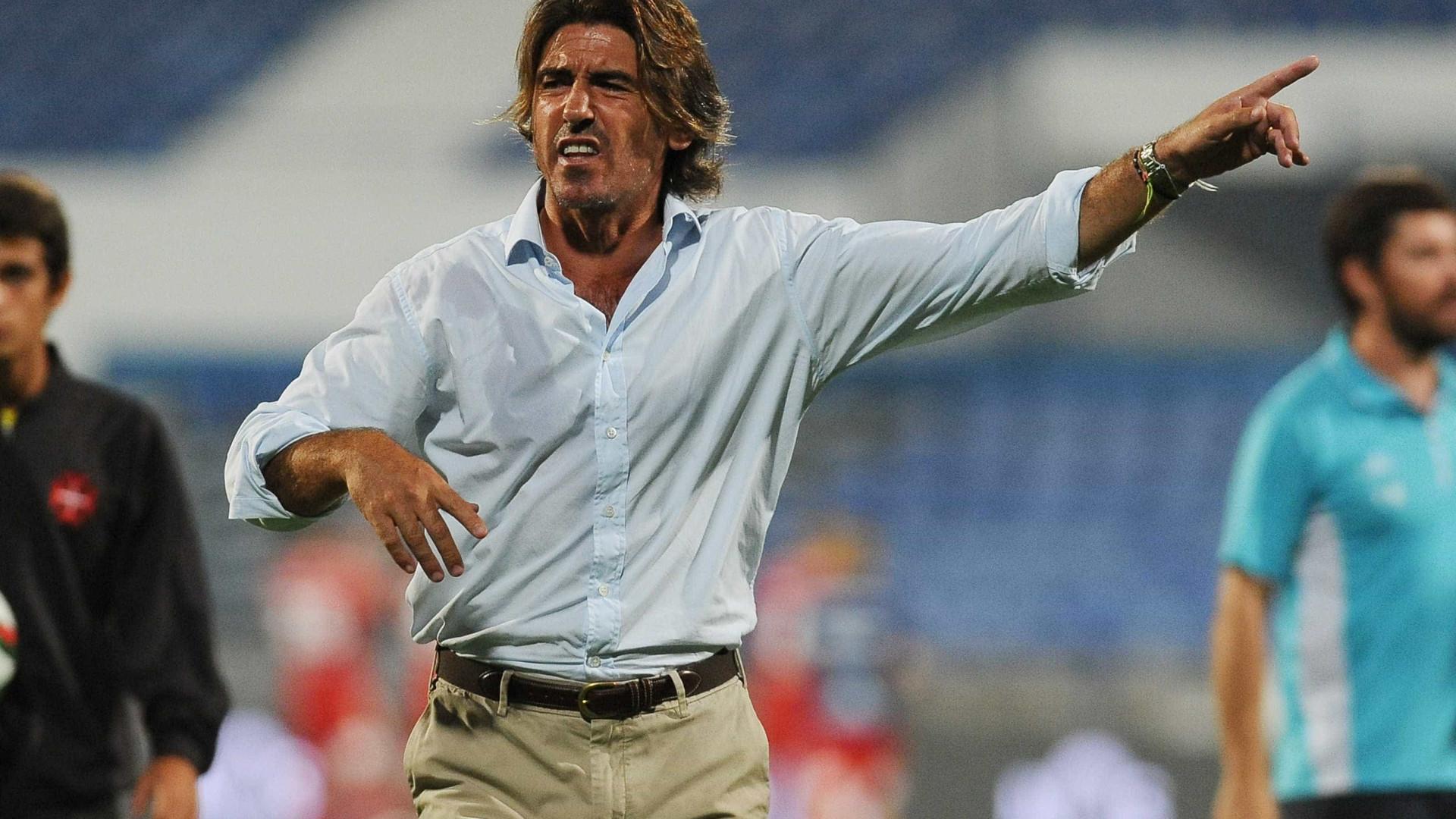 """Sá Pinto arrasa Boloni: """"Foi mentiroso e cobarde"""""""