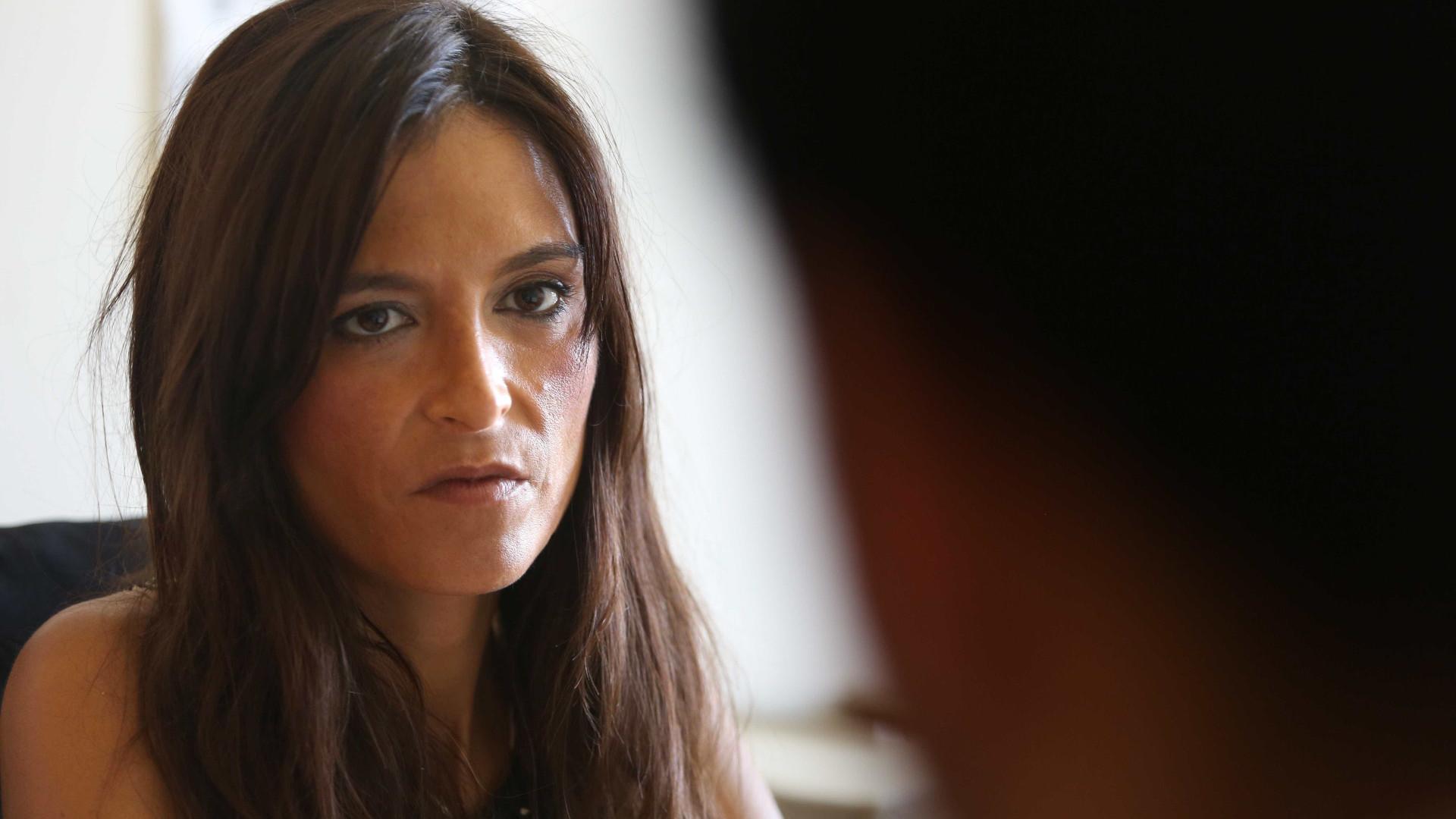 Isabel Moreira elogia coragem de Teresa Leal Coelho