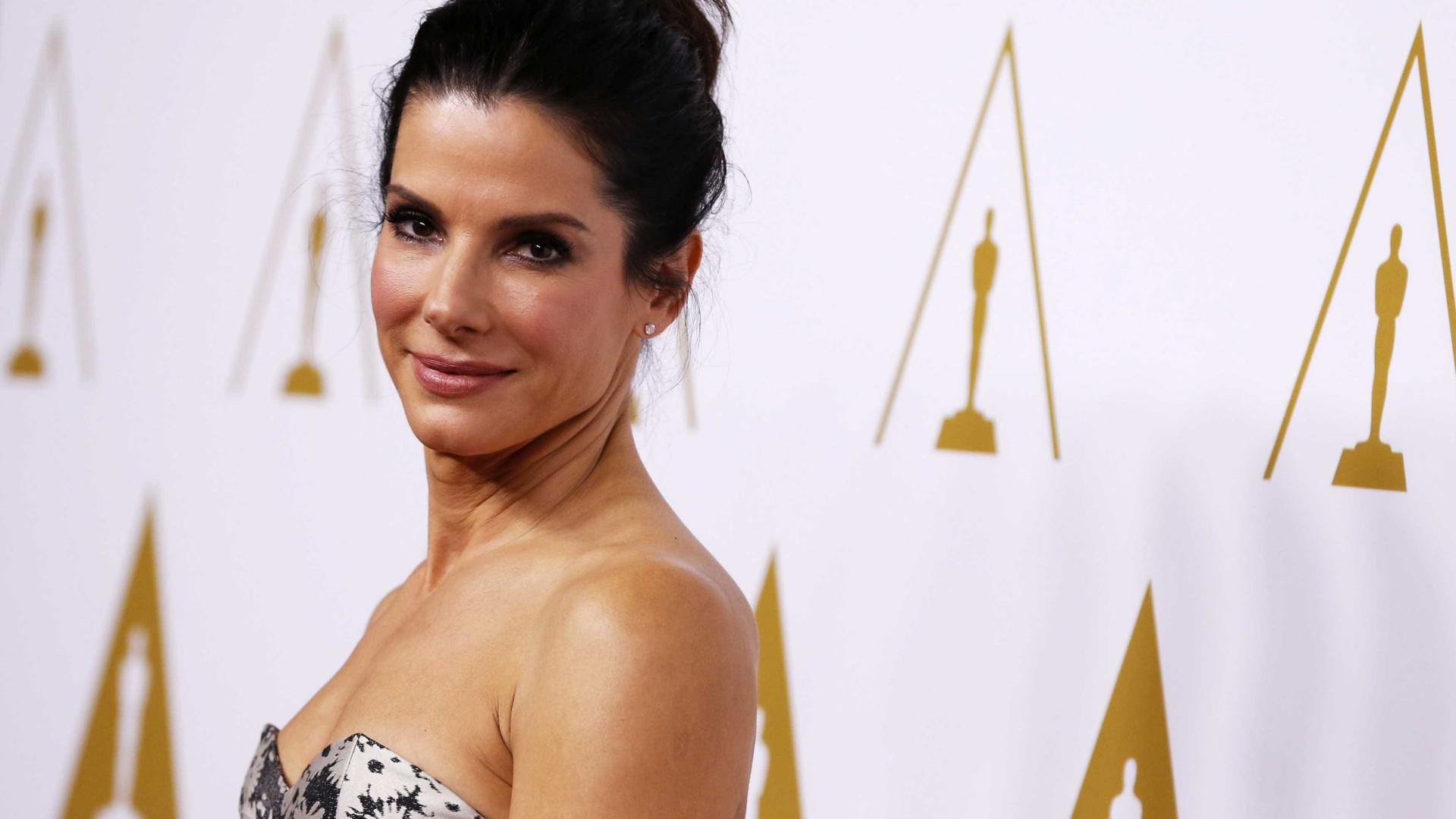 Sandra Bullock revela qual o ator que beija melhor