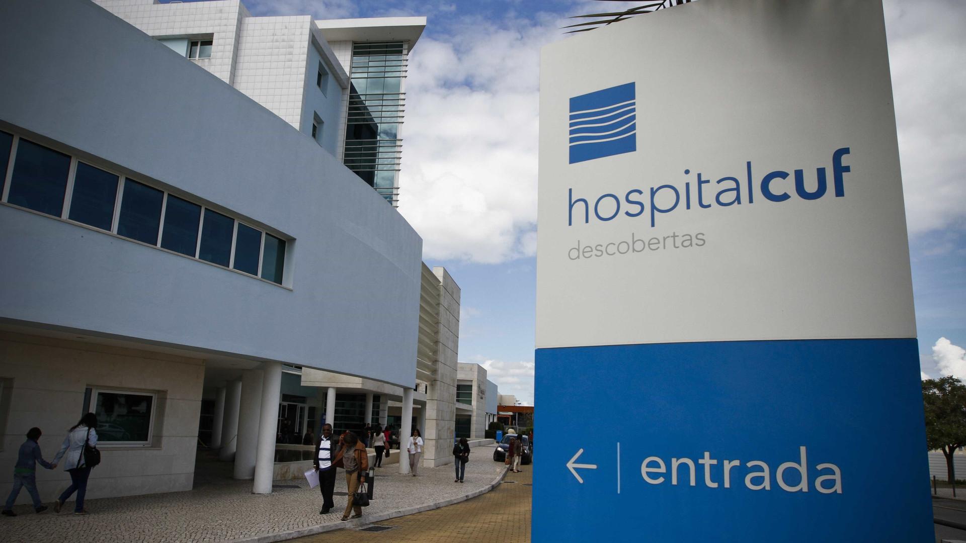 Doentes com 'legionella' estão estáveis e com prognóstico positivo