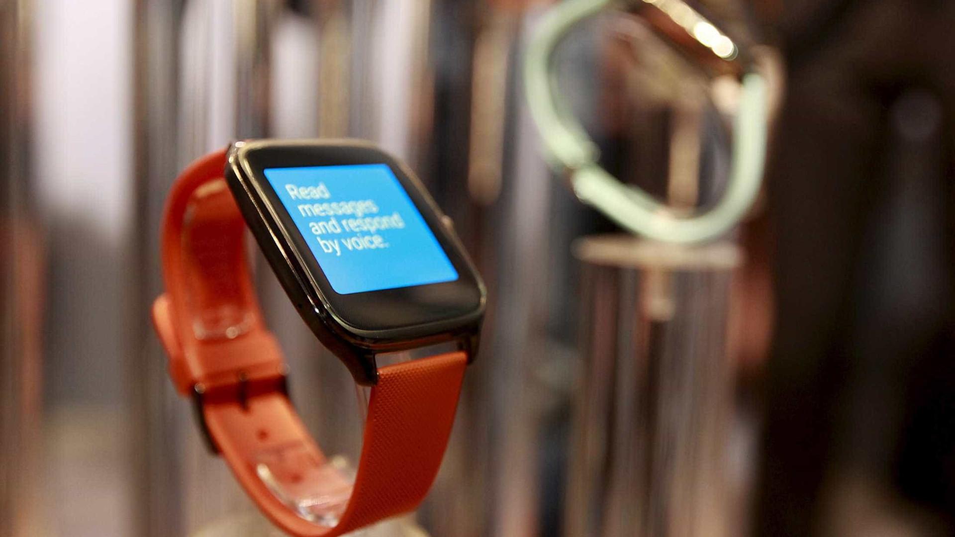 Asus desiste dos relógios inteligentes?