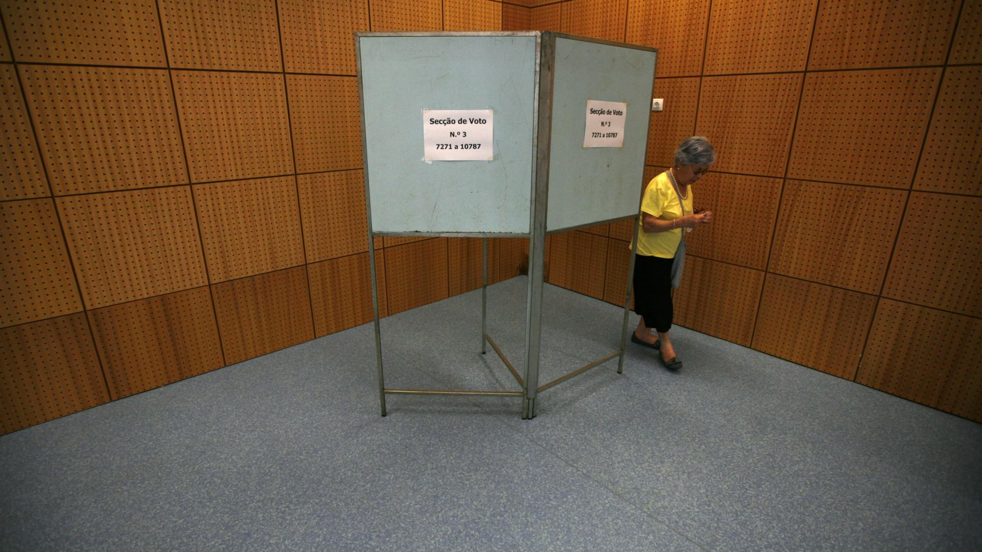 Ida às urnas (ainda) distante. O mesmo não se pode dizer das polémicas
