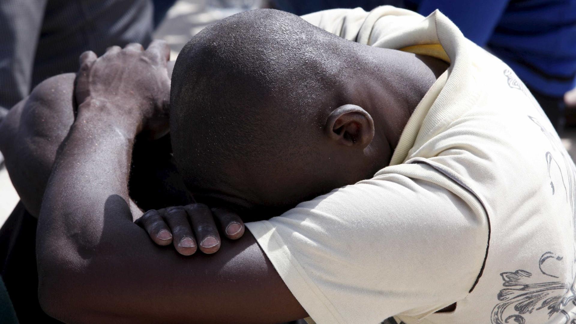 Mais de 90% dos que entram em Ceuta dizem vir da Guiné-Conacri