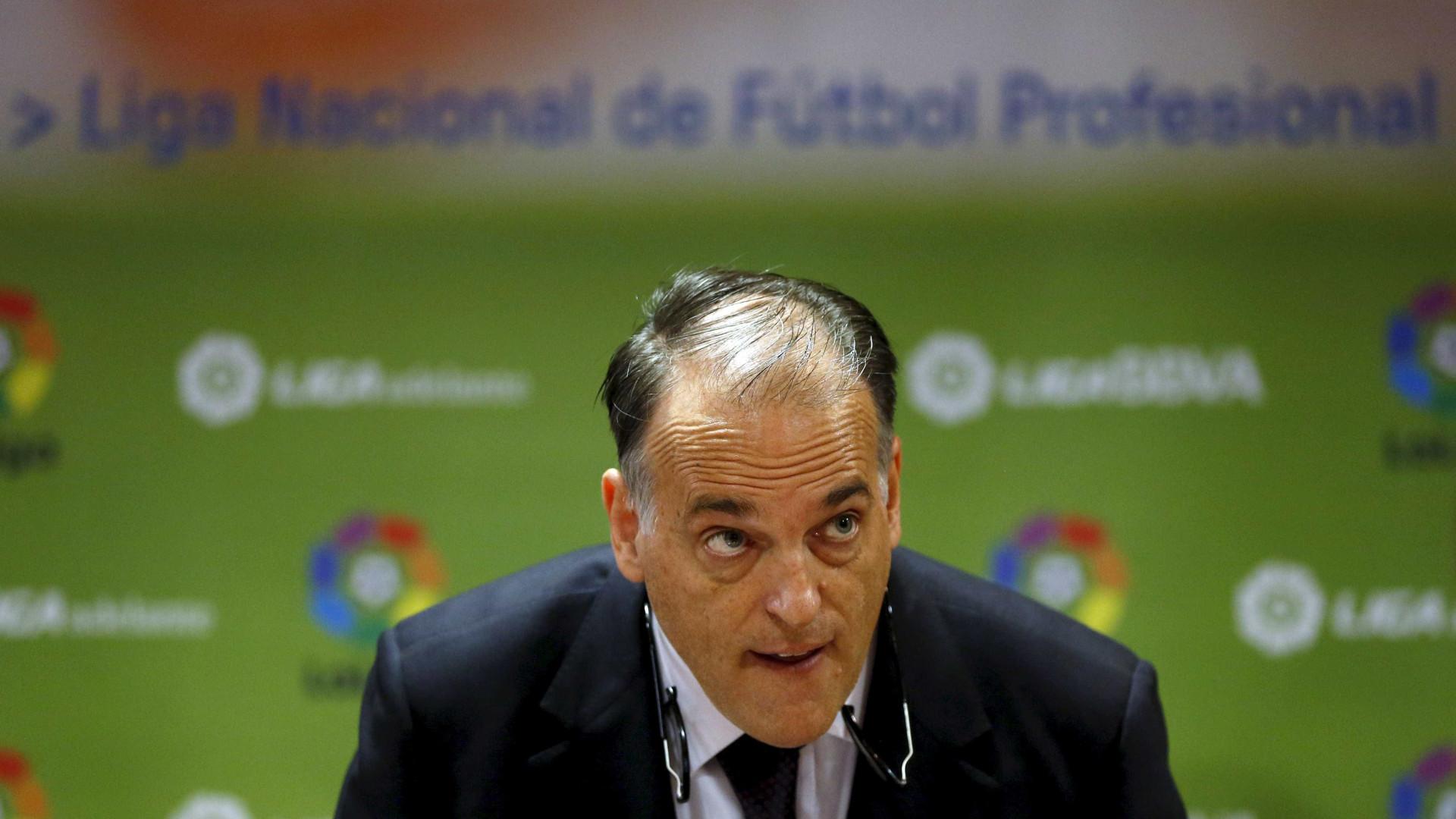 """Liga espanhola denuncia PSG e City por """"manhas no fair-play financeiro"""""""
