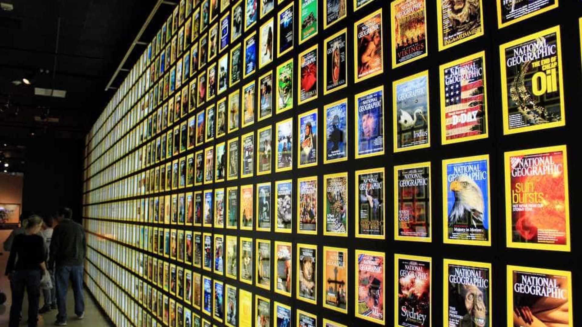 """National Geographic reconhece """"cobertura racista"""" durante várias décadas"""