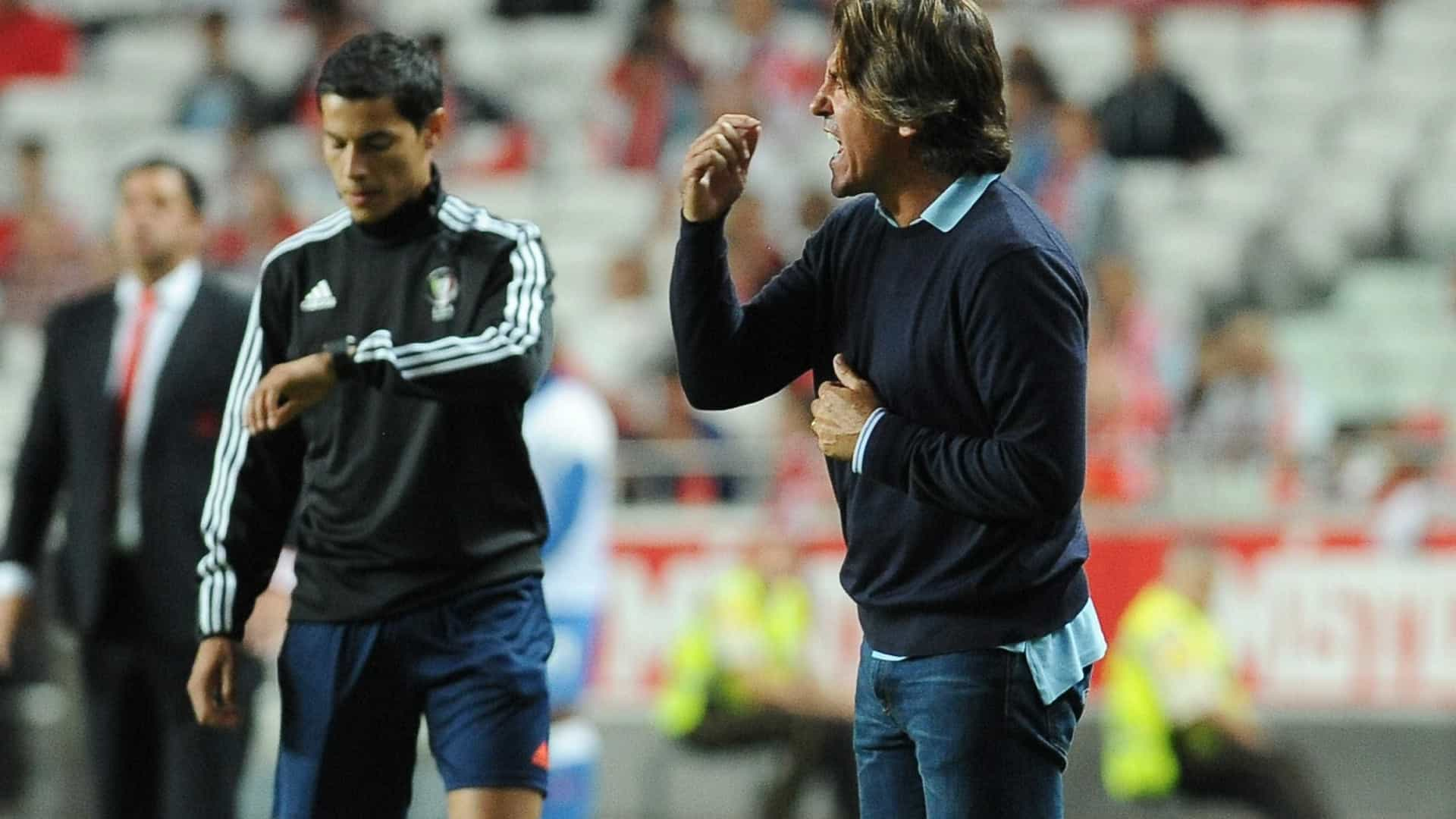 Sá Pinto deixa Atromitos para treinar belgas do Standard Liége