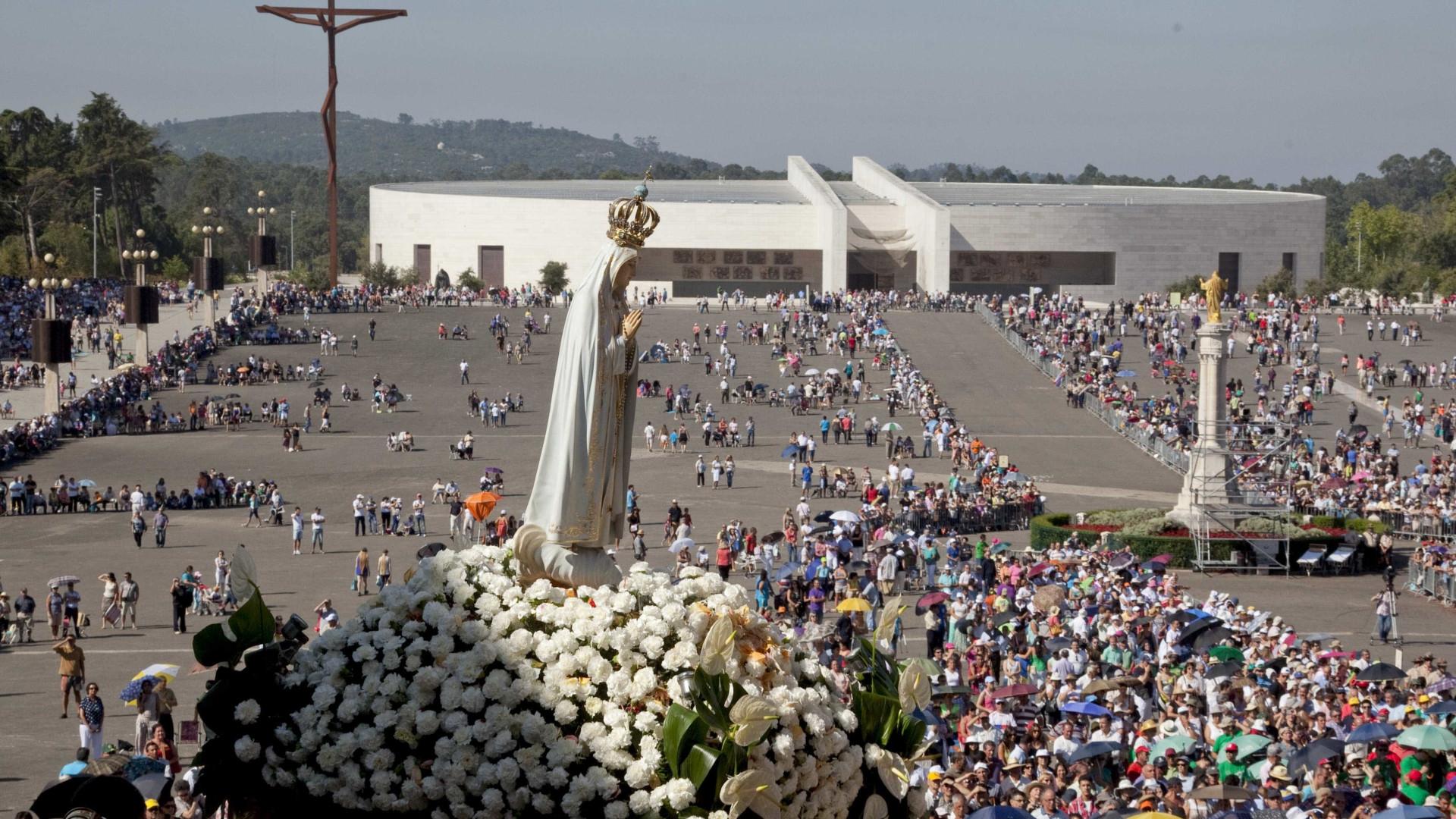 Centenário atinge todo o esplendor com canonização a 13 de Maio em Fátima