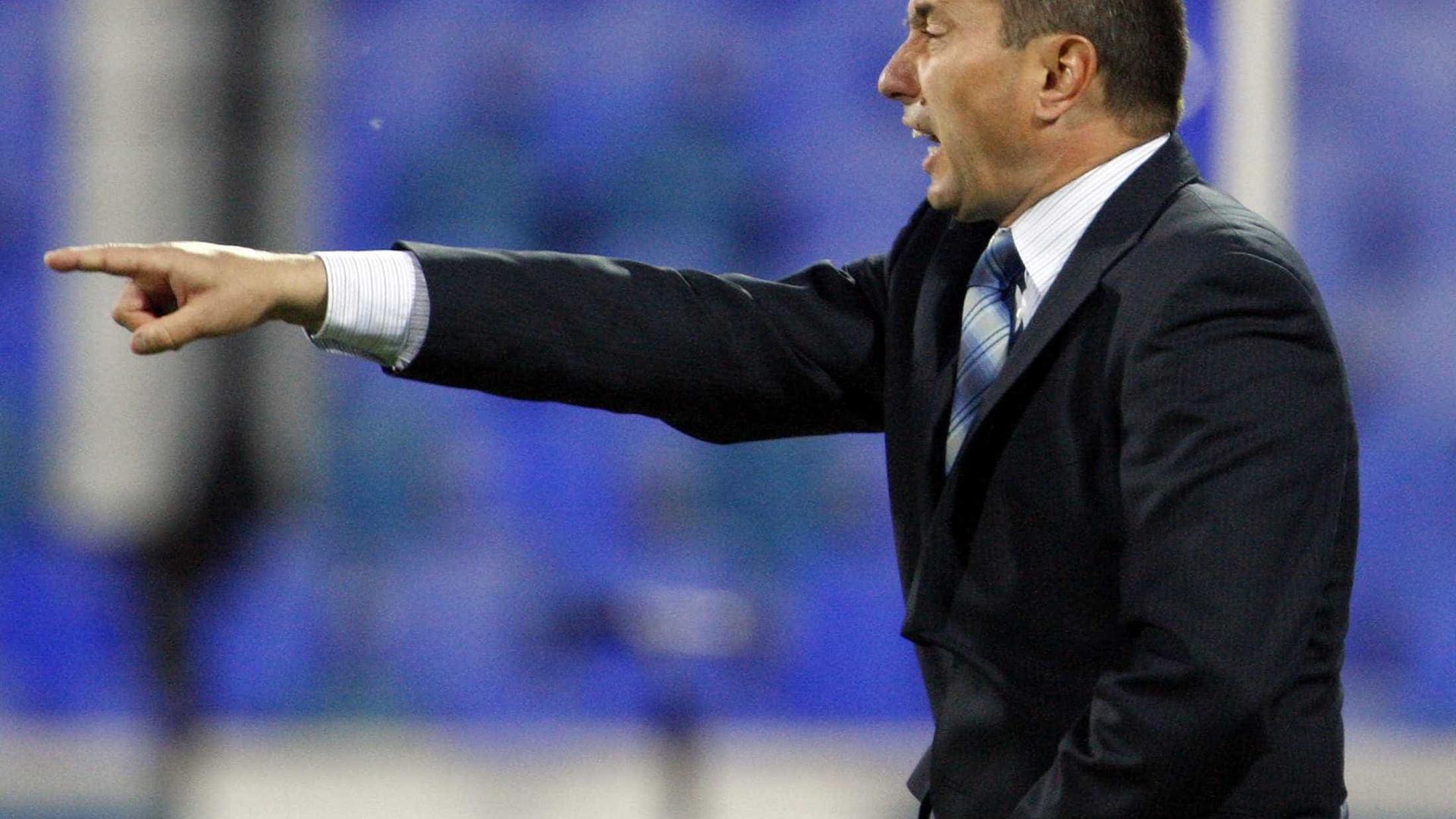 """""""O Sporting melhorou muito e vai ser um jogo bastante complicado"""""""