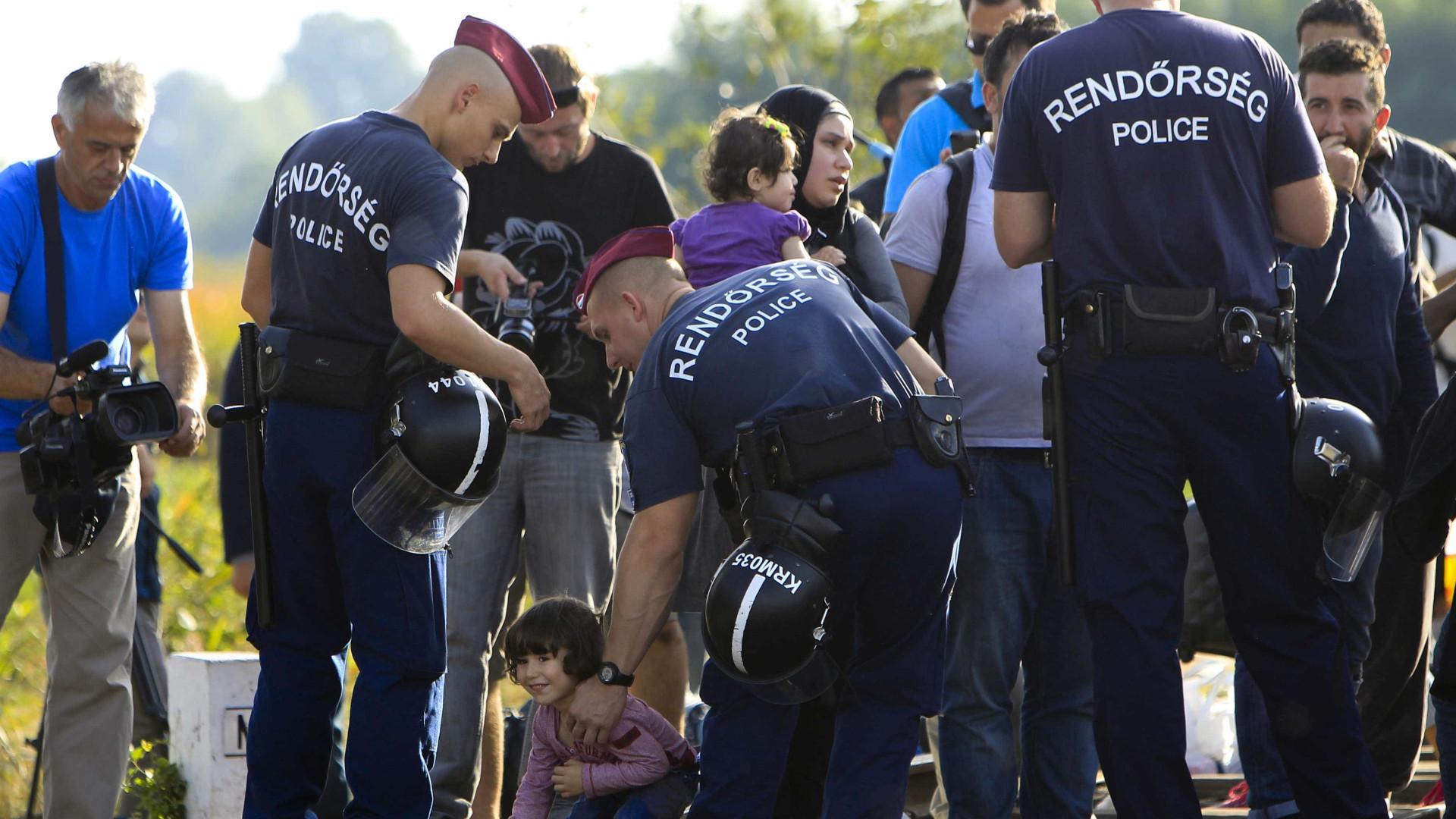 Tribunal Europeu decide: Eslováquia e Hungria têm mesmo de aceitar refugiados
