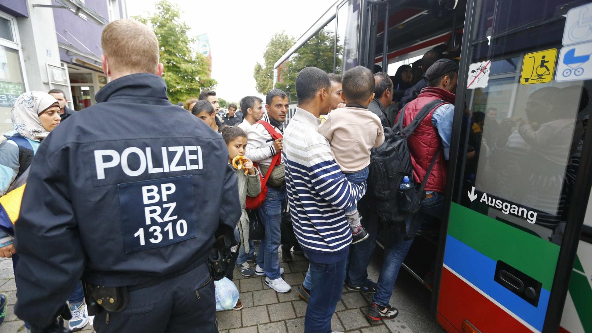 Alemanha continua a liderar pedidos de asilo na UE em 2017