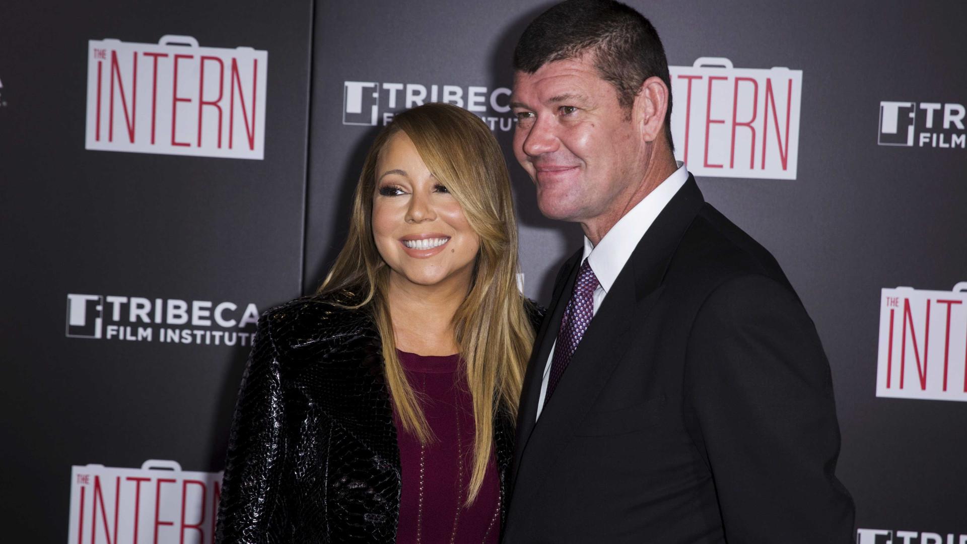 """James Packer sobre o noivado com Mariah Carey: """"Foi um erro"""""""