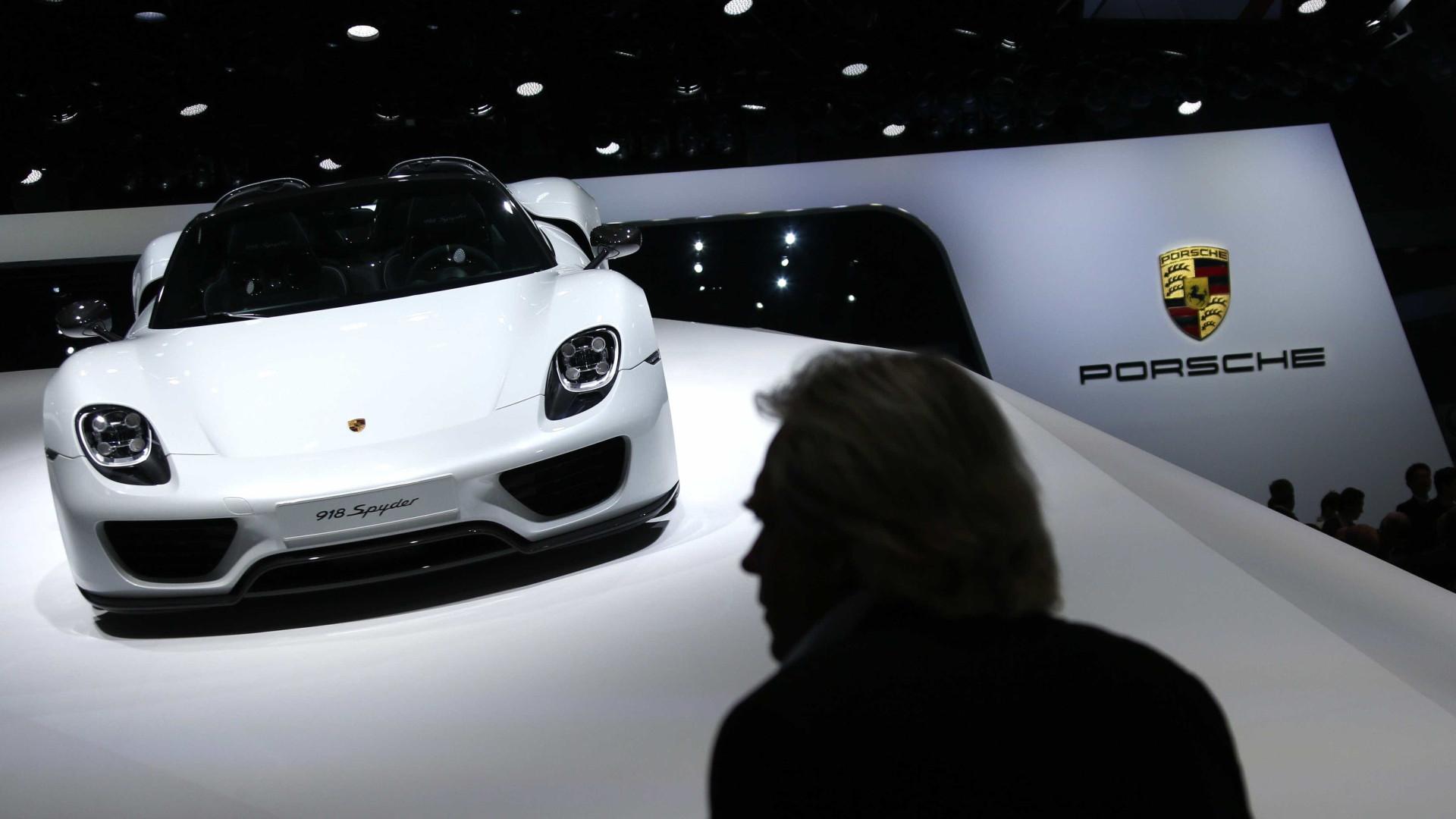 Porsche duplicará investimento nos carros elétricos