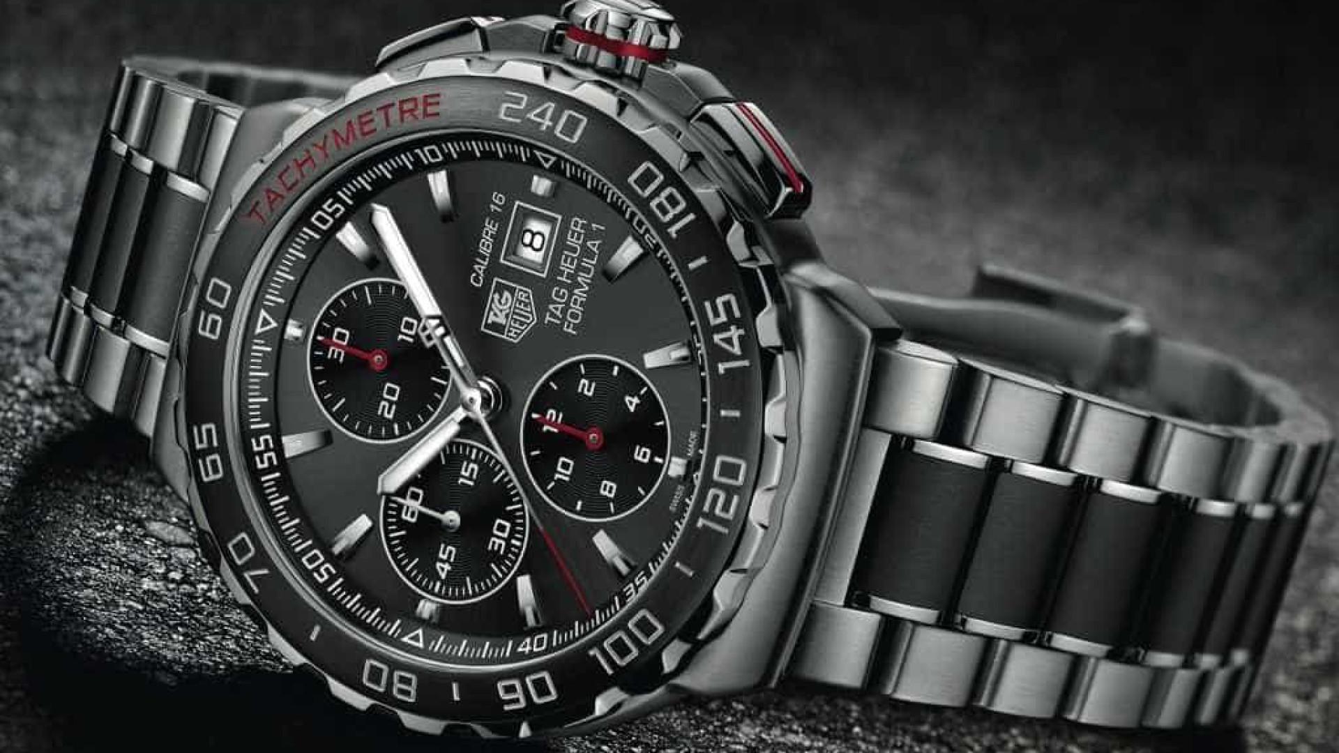 a87ee9b6092 Tag Heuer aumenta produção de smartwatch de luxo