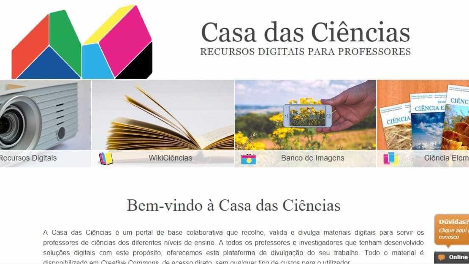 Premiados seis projetos digitais de professores