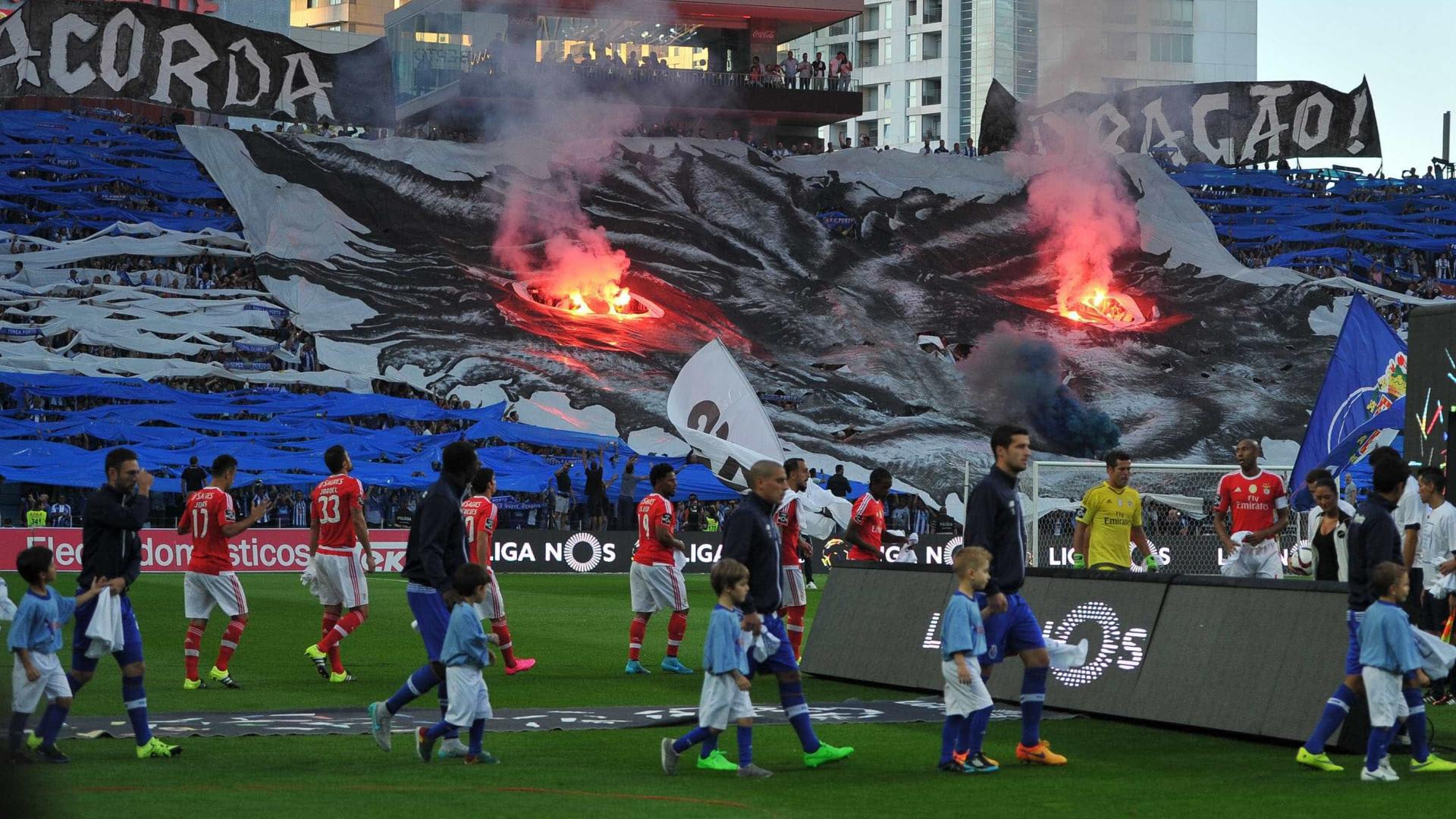 """FC Porto queixa-se de """"falta de respeito"""" por parte da RTP"""