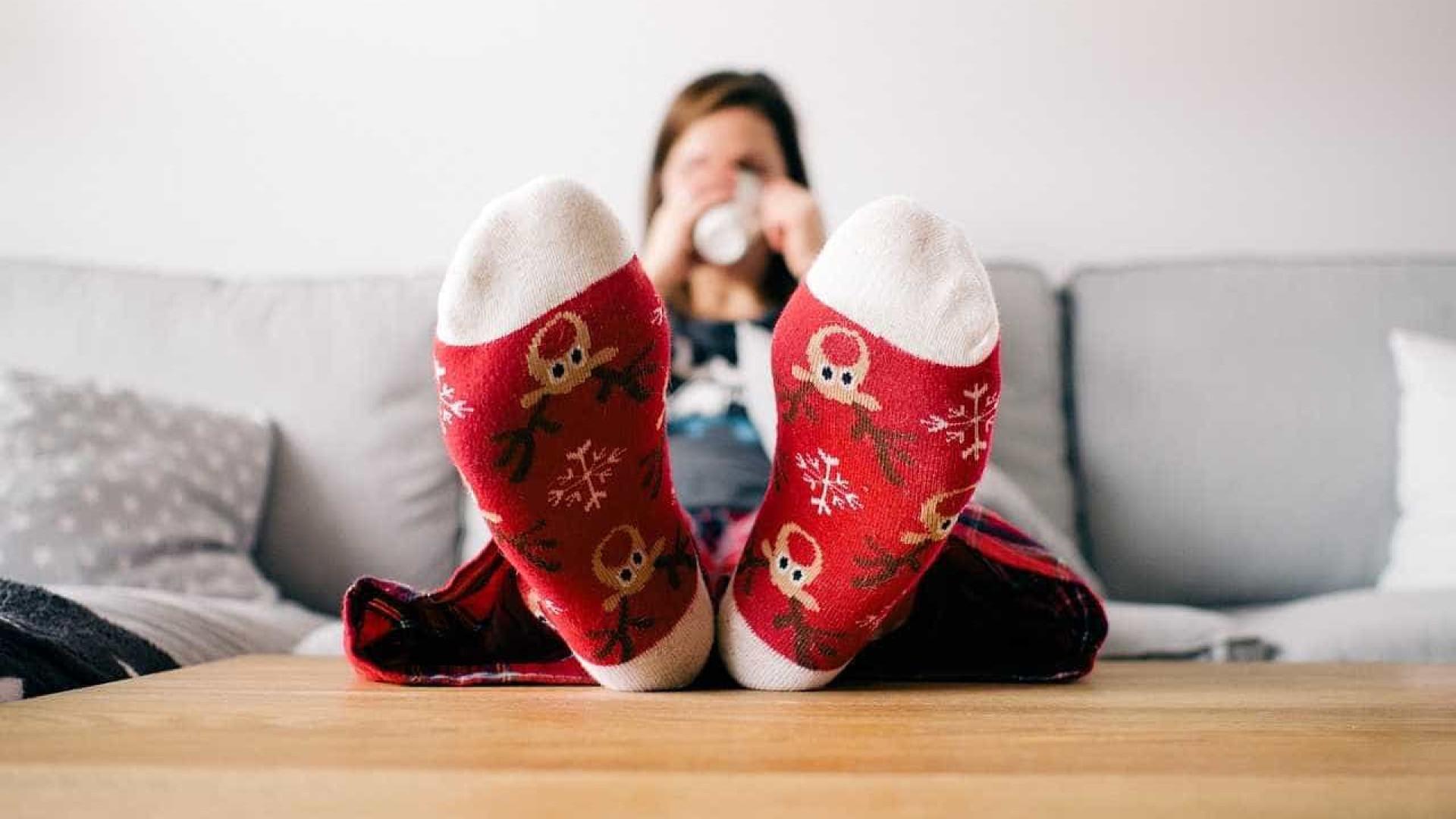 Afinal, as meias podem melhorar a sua vida sexual