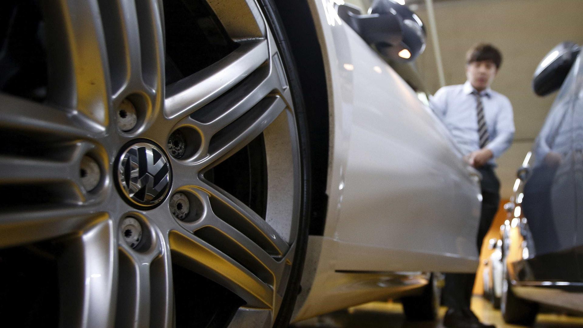 Volkswagen Group quer ser 100% elétrico até 2030
