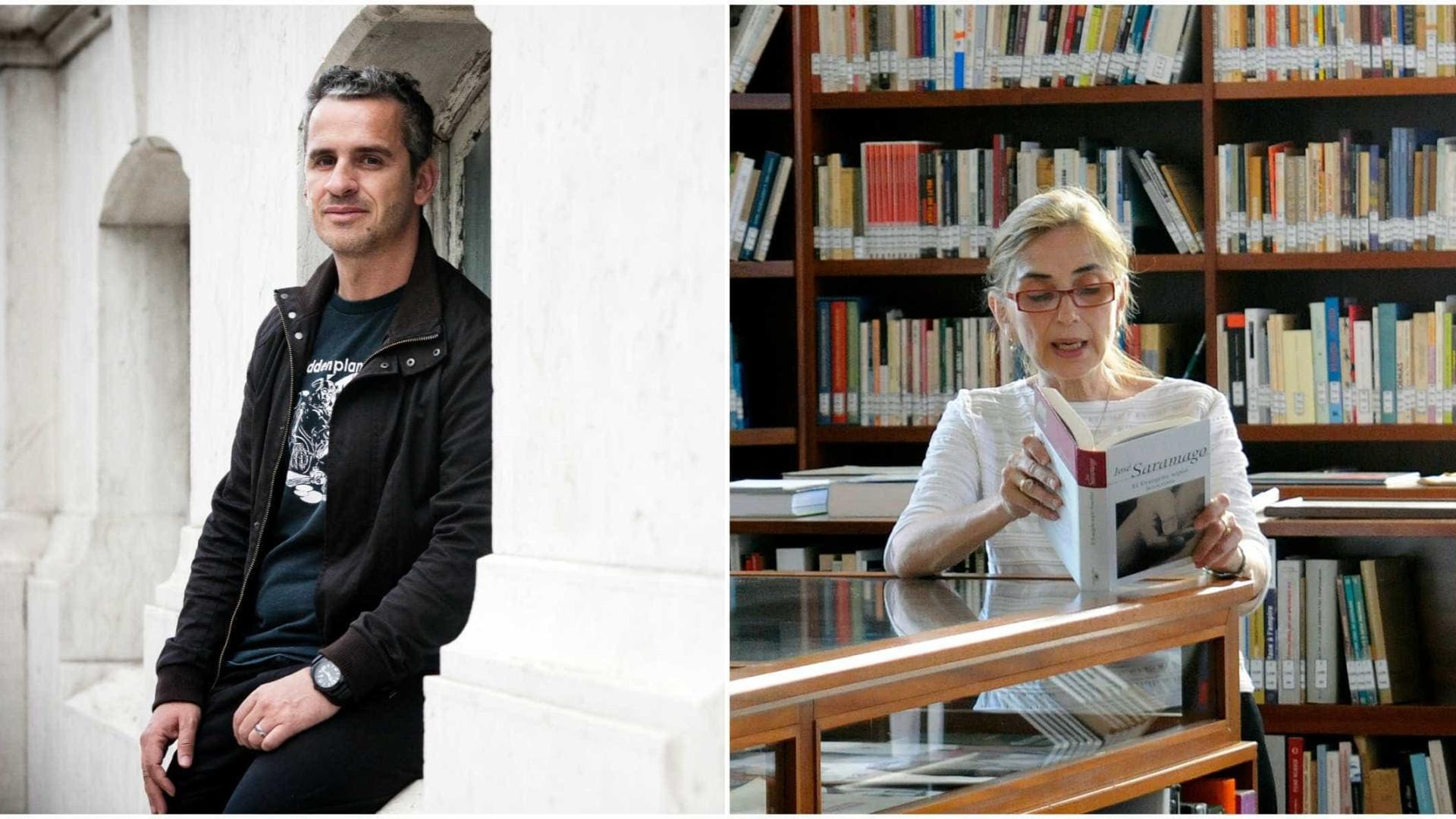 José Luís Peixoto apresenta romance e frisa importância de Pilar del Río