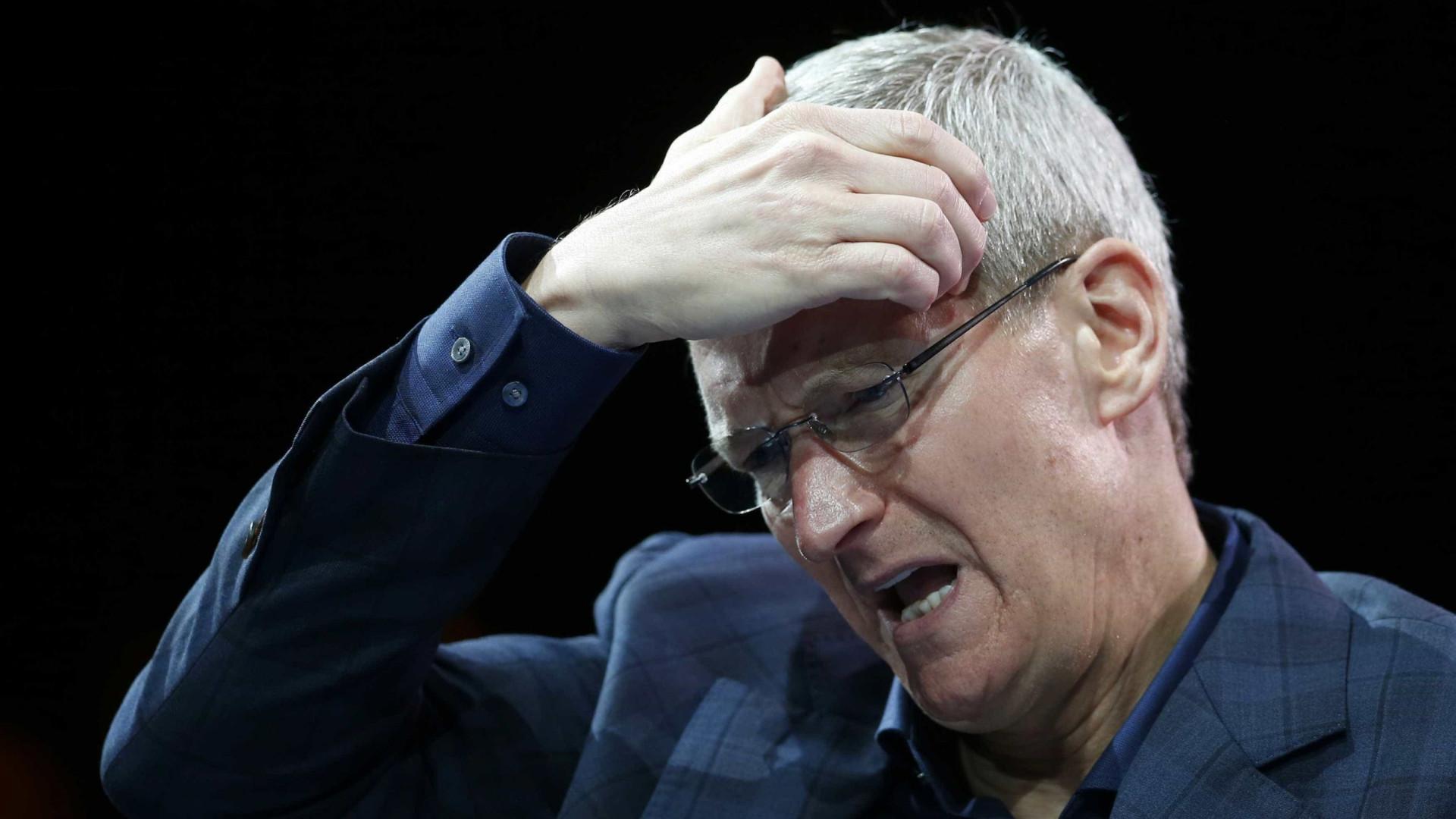 Apple continua a prejudicar desempenho de iPhones antigos