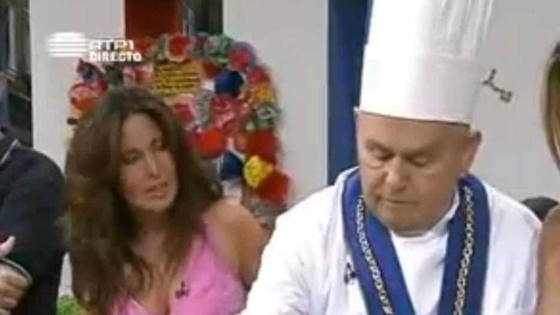 Morreu António Silva, o famoso chefe de cozinha português