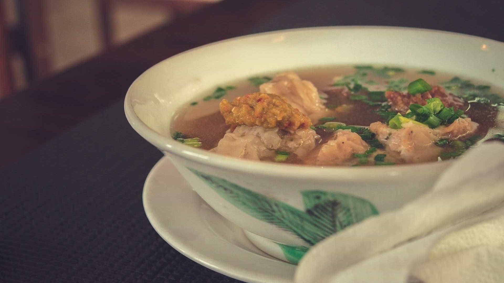 Canja de galinha é o melhor 'remédio' para as constipações