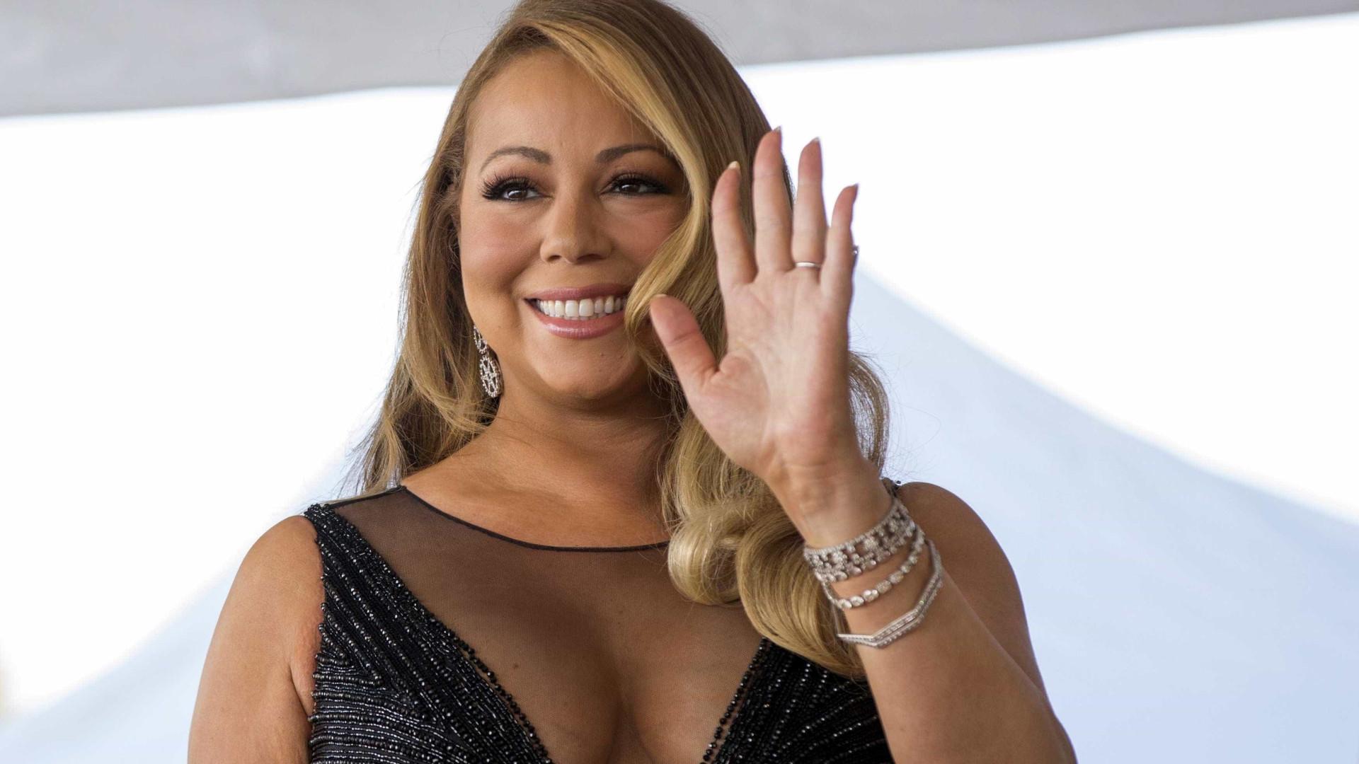 Mariah Carey vende anel de noivado oferecido pelo ex-namorado